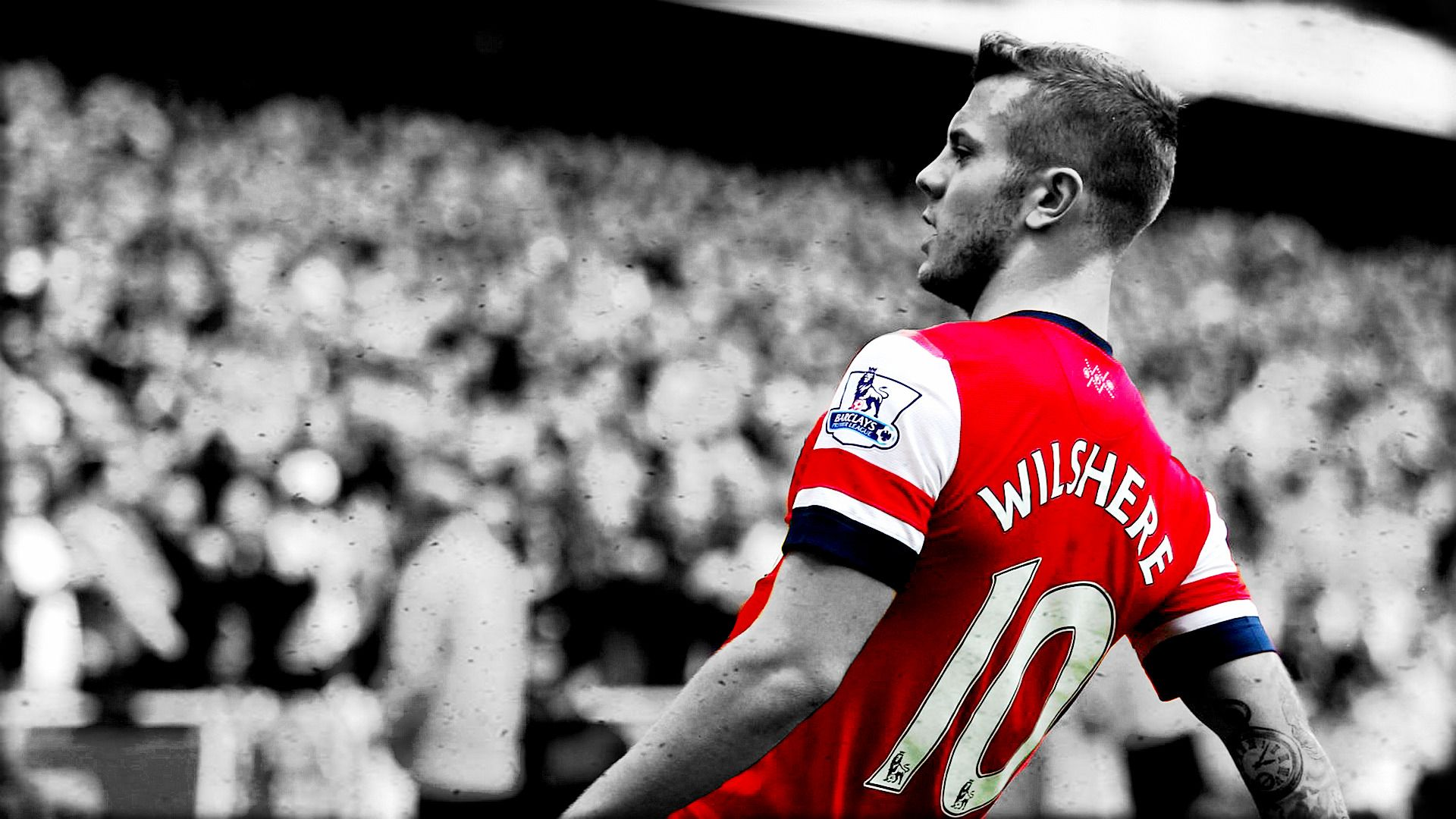 Arsenal, Jack Wilshere Wallpapers HD / Desktop and Mobile Backgrounds