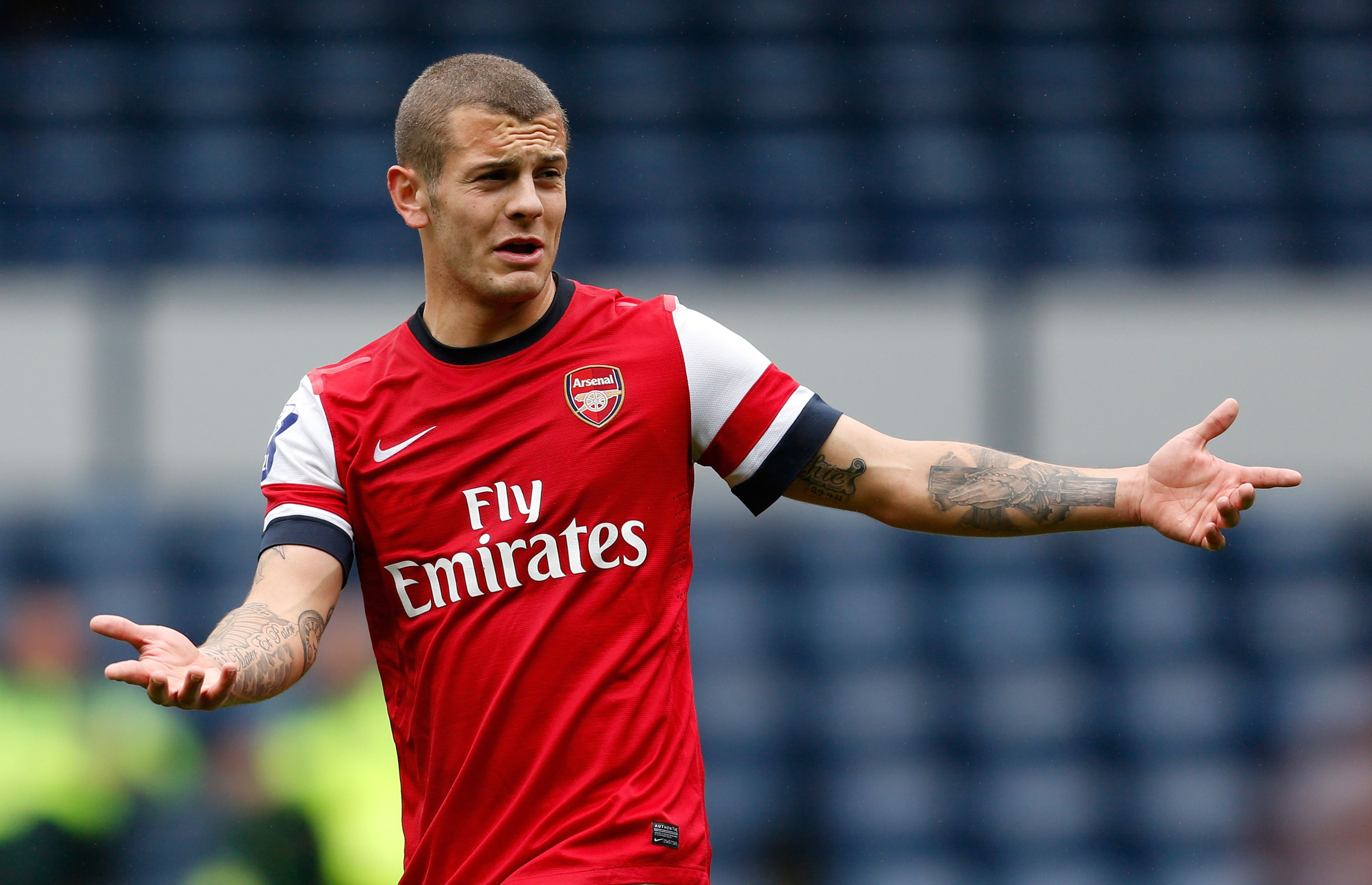 Jack Wilshere HD Wallpapers - New HD Images