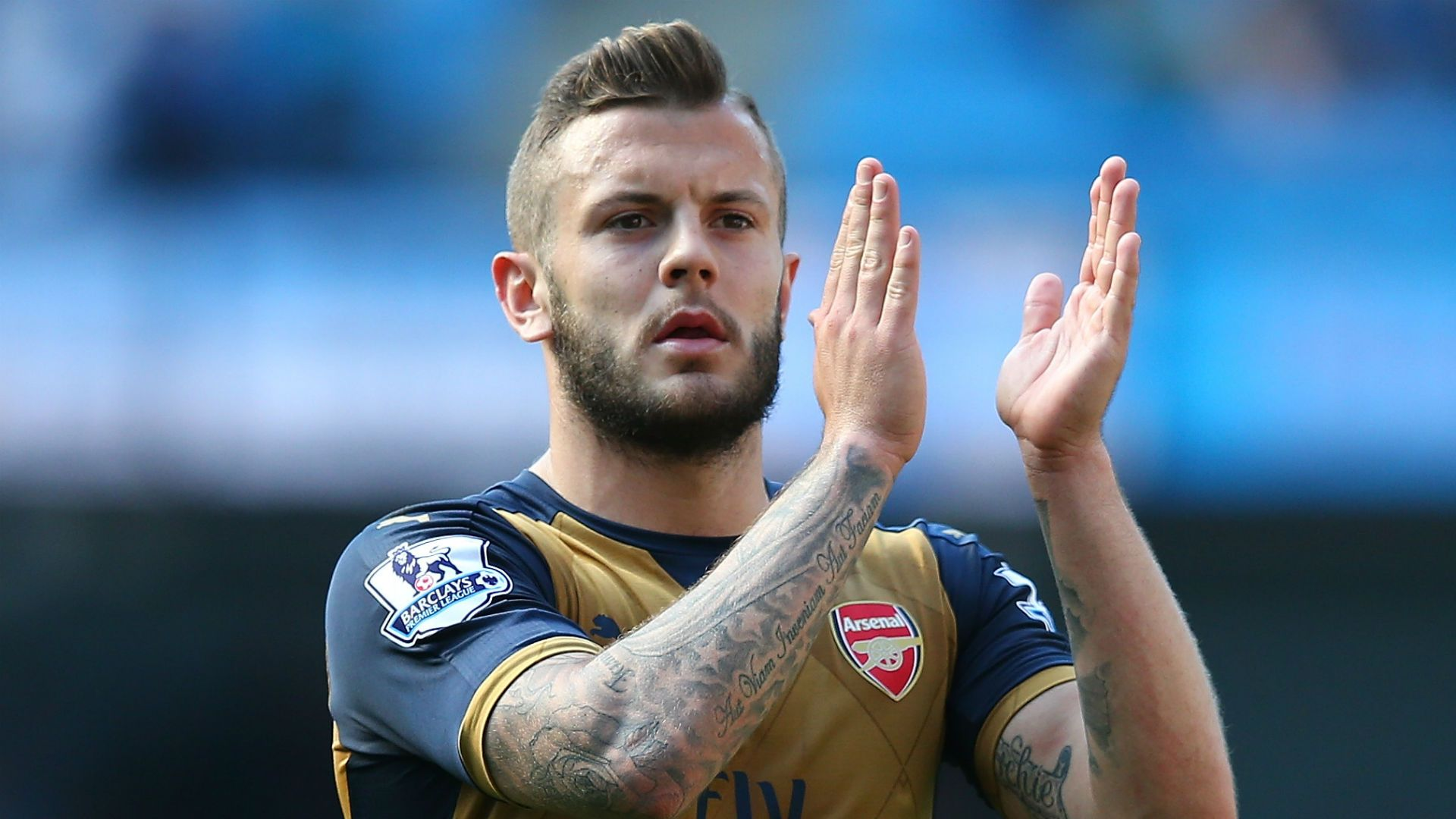 Wilshere: Arsenal play me out of position |