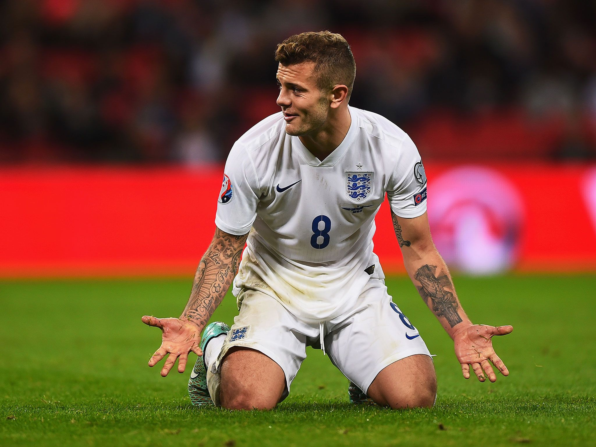 England need Wilshere's Creative Spark but do Arsenal need it ...
