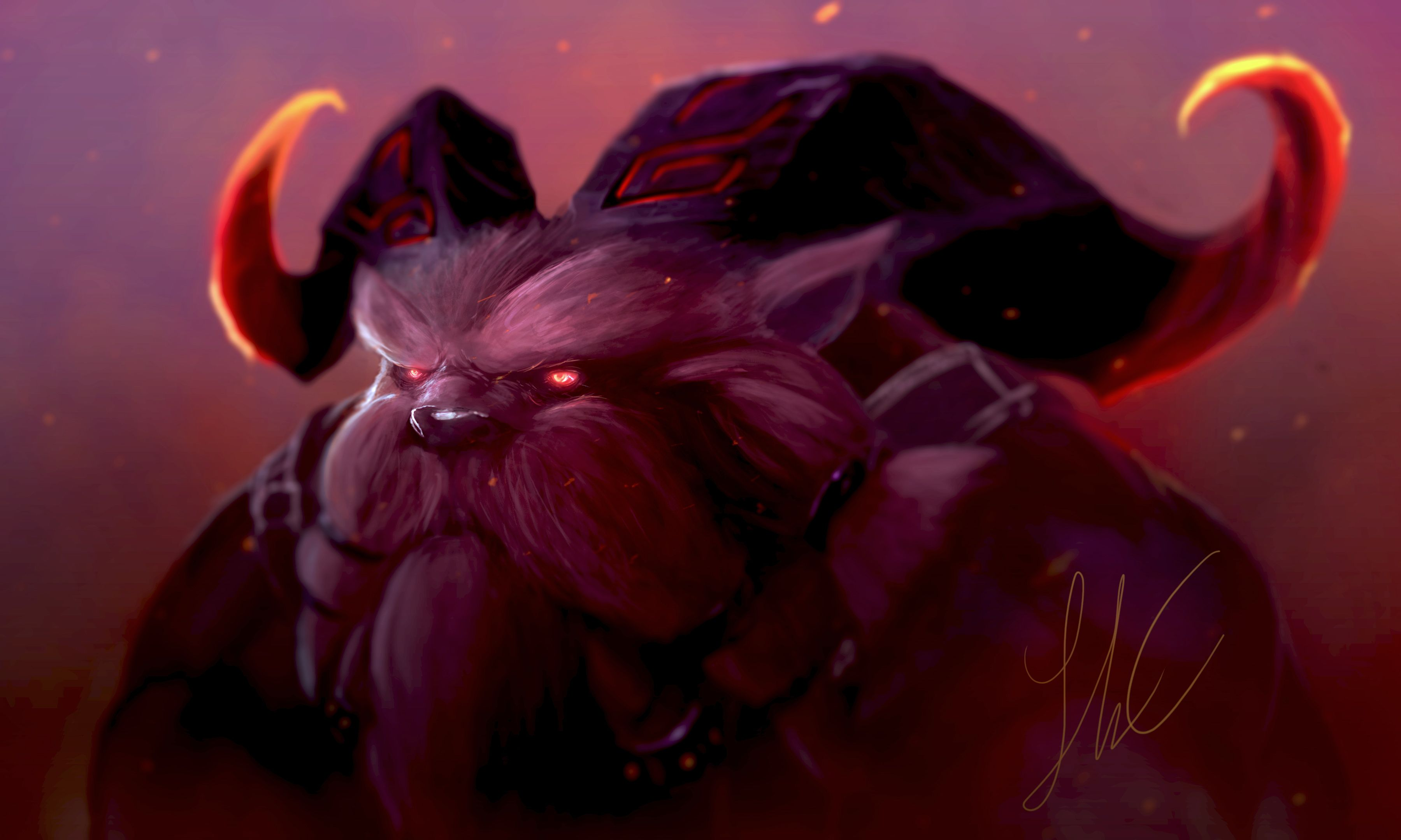 Ornn | LoL Wallpapers