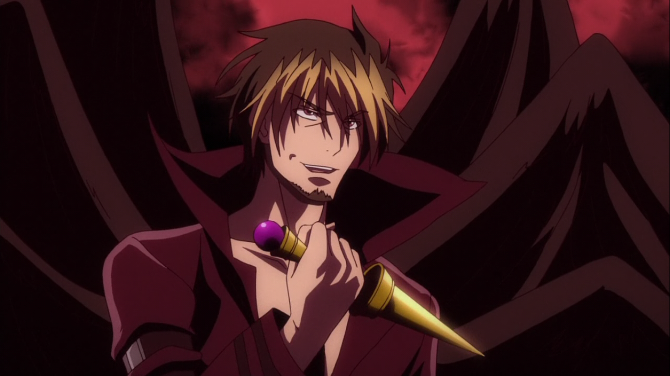 Photo Collection Azazel Dxd Wallpaper