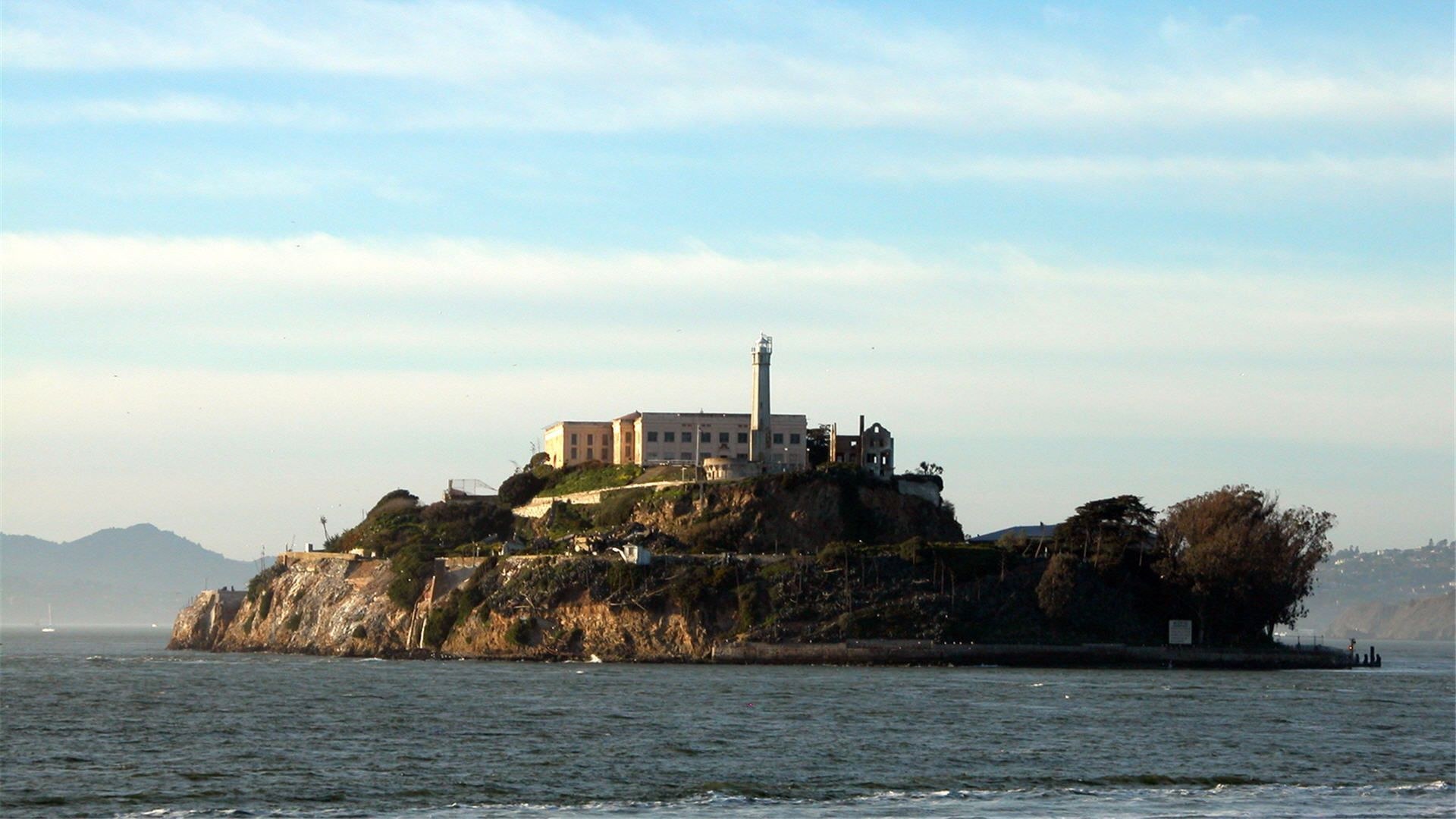 Free New Images | Alcatraz Island HD WALLPAPERS