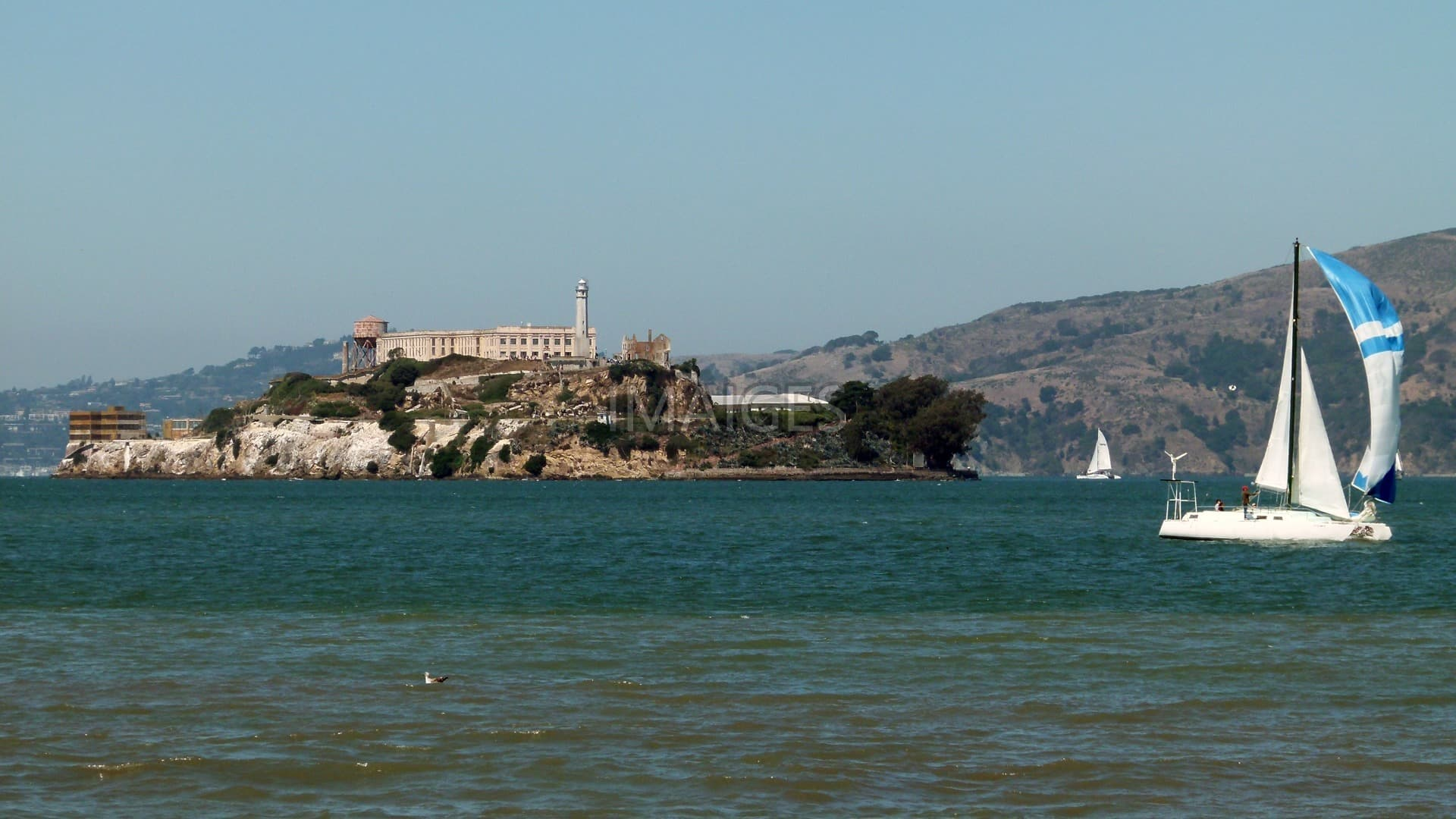 Alcatraz, The Rock, Island | free images | Imaiges