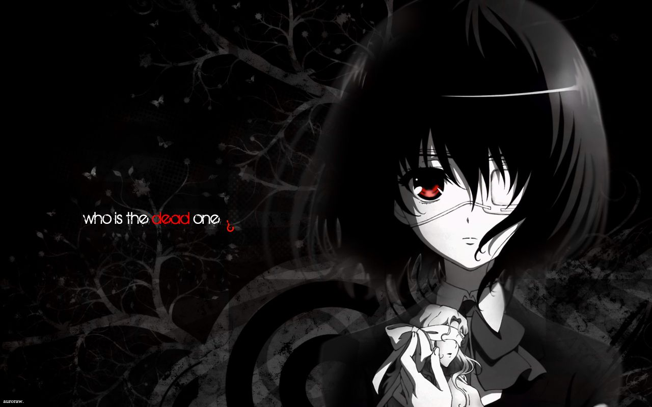 jigsawwolf images Mei Misaki | Another HD wallpaper and background ...