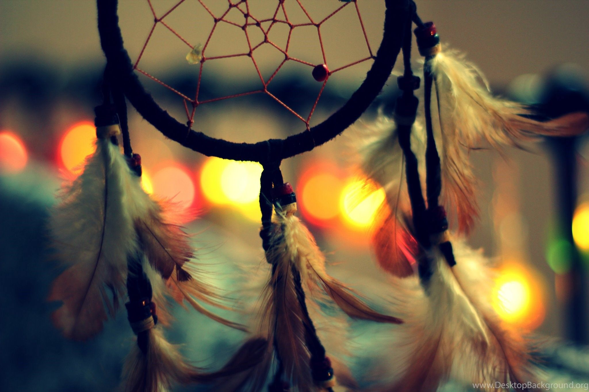 Dreamcatcher HD Desktop Wallpapers : Widescreen : High Definition ...