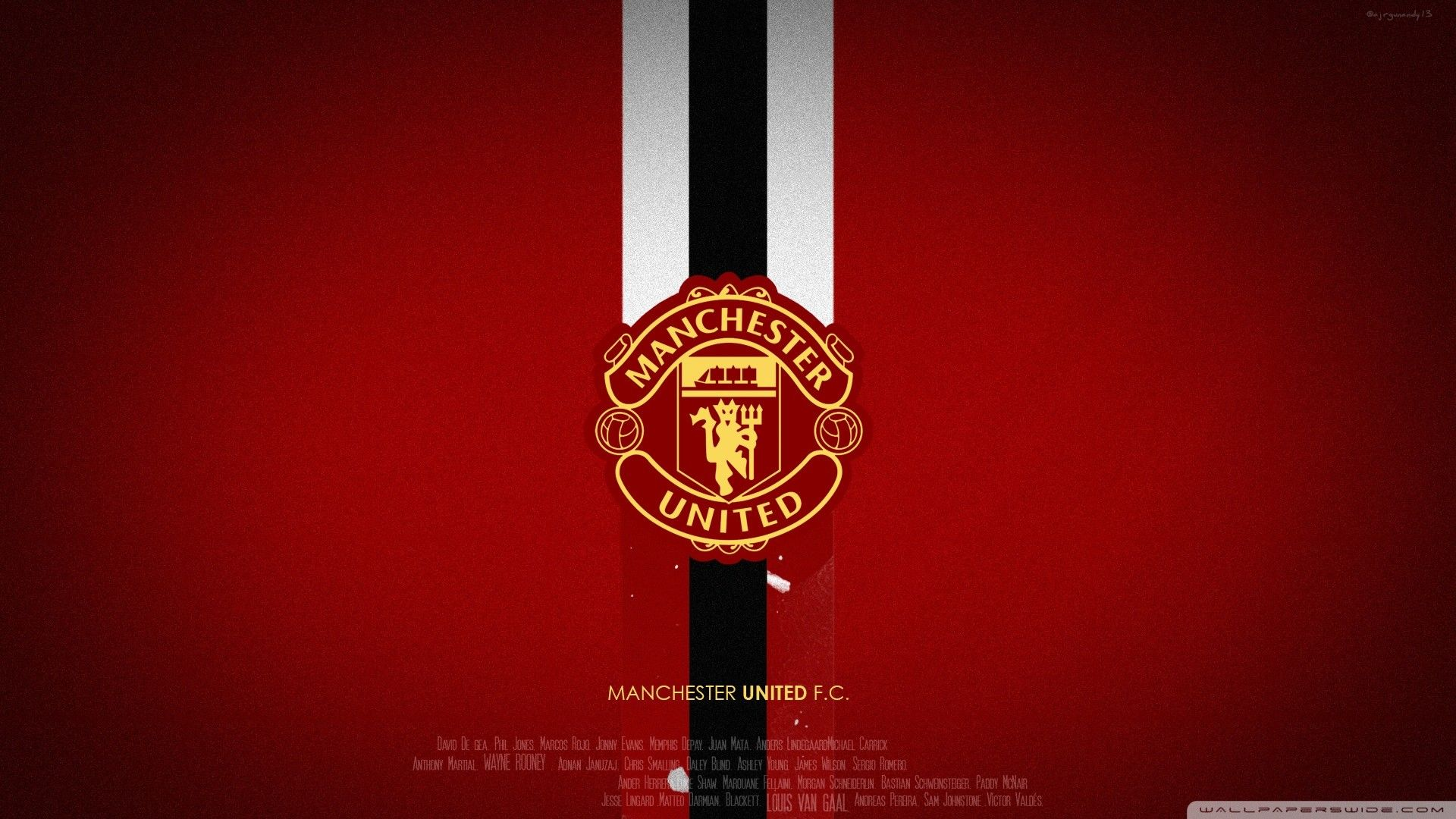 Manchester United Wallpaper Hd 2018 ✓ Wallpaper Directory