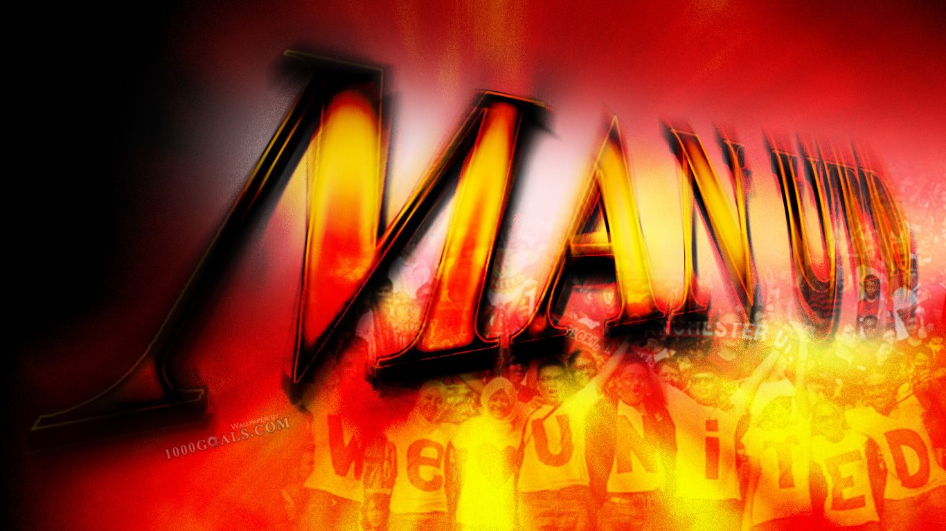 Manchester United FC wallpapers   1000 Goals