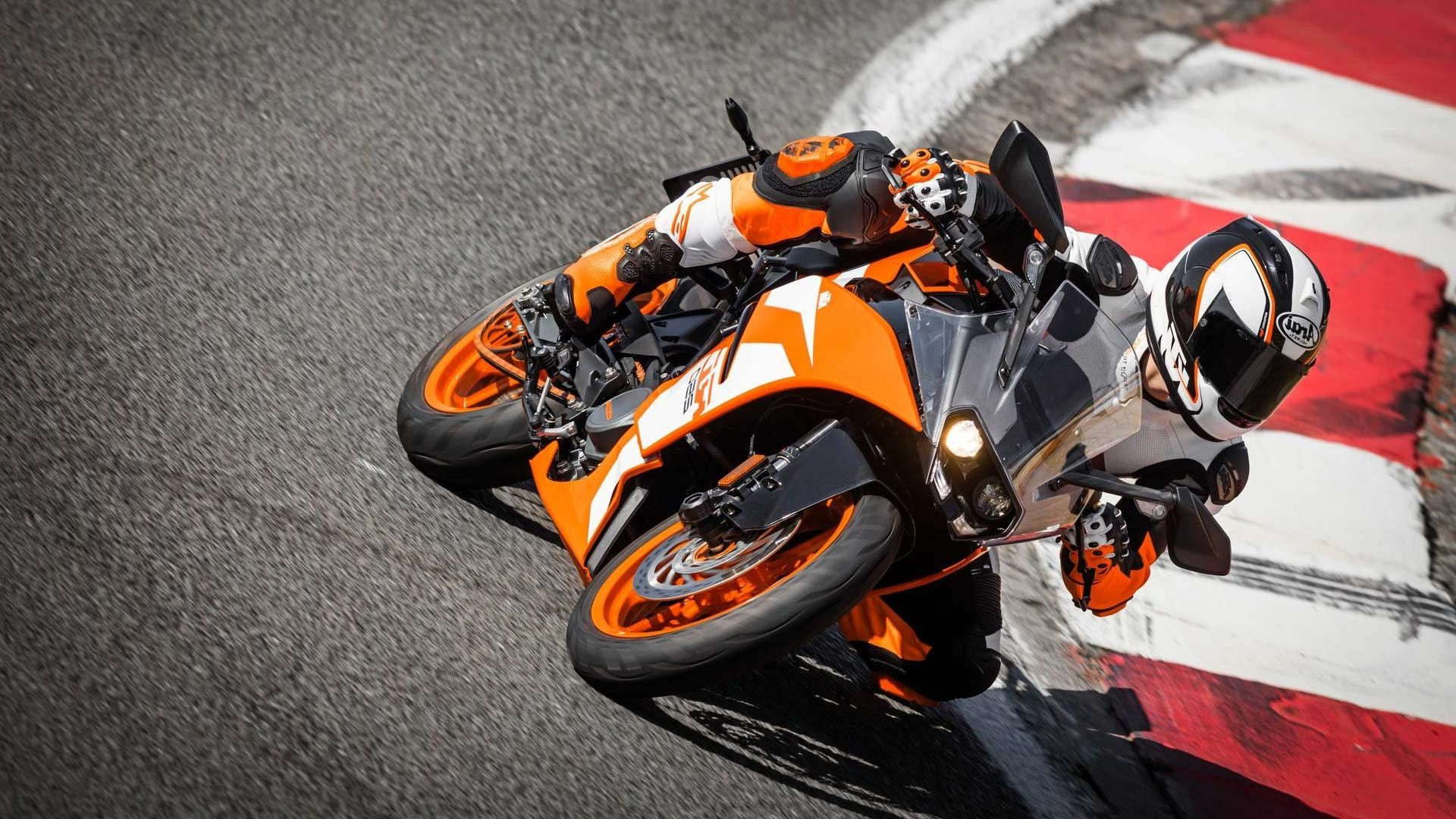 KTM rc390 2017 Wallpapers - New HD Wallpapers