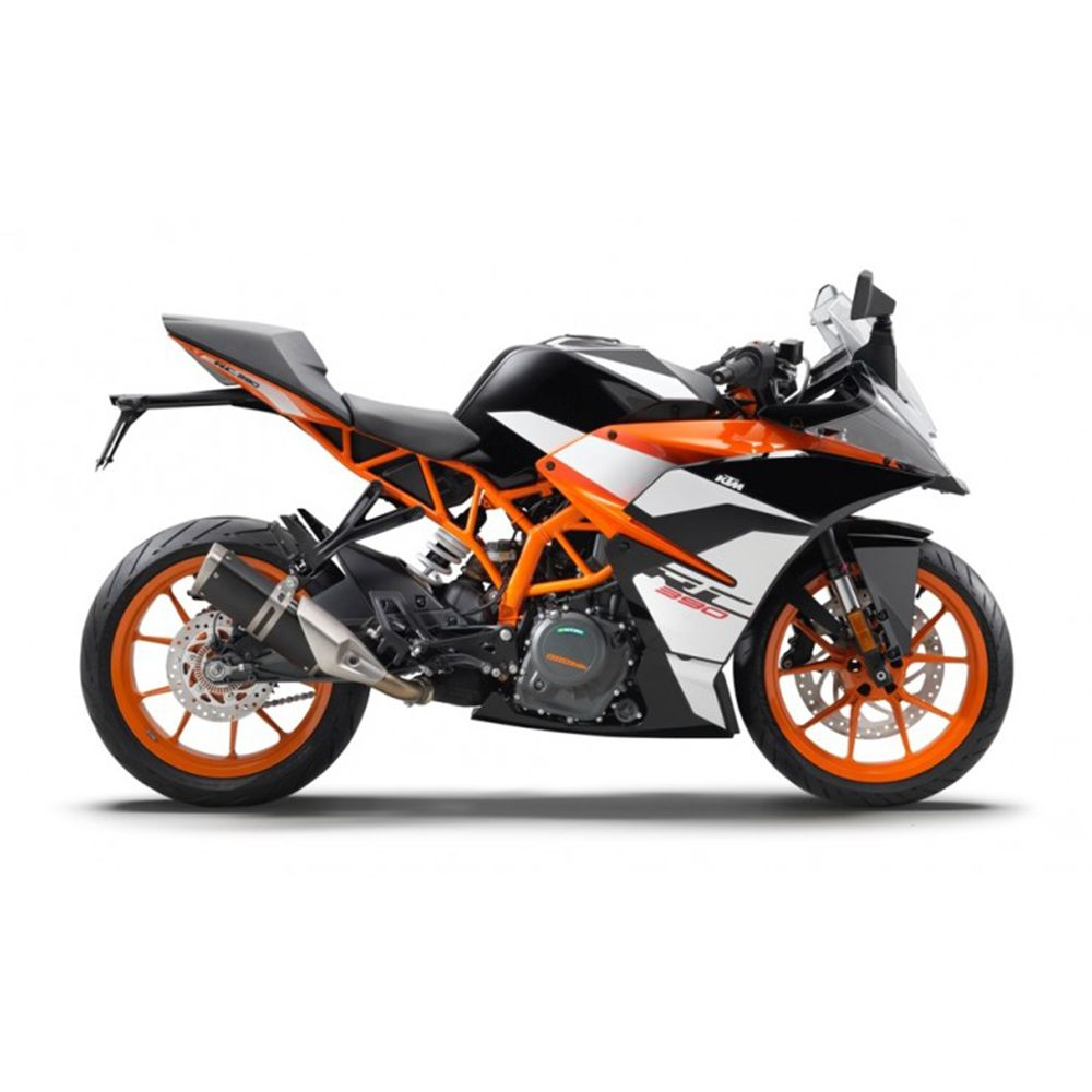 2017 KTM RC390 and RC200 Launched in India : All You Need to Know ...