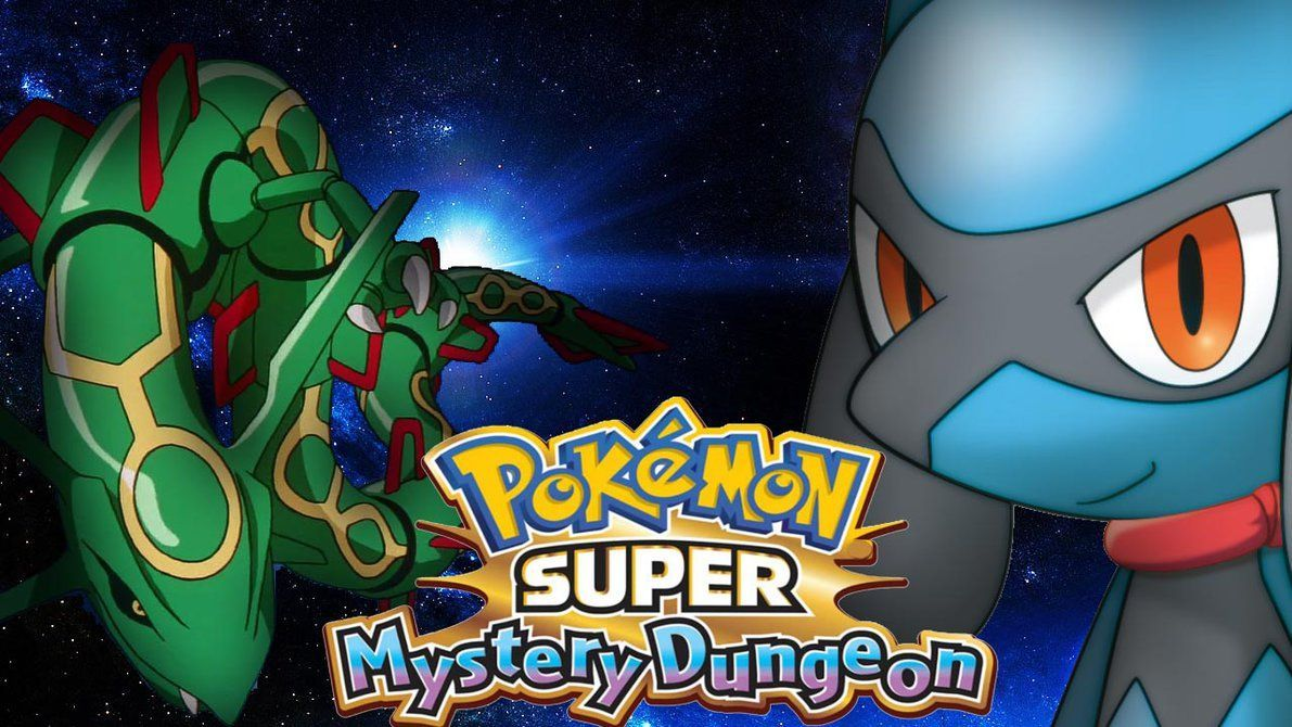 Pokemon Mystery Dungeon Wallpapers Group (67+)