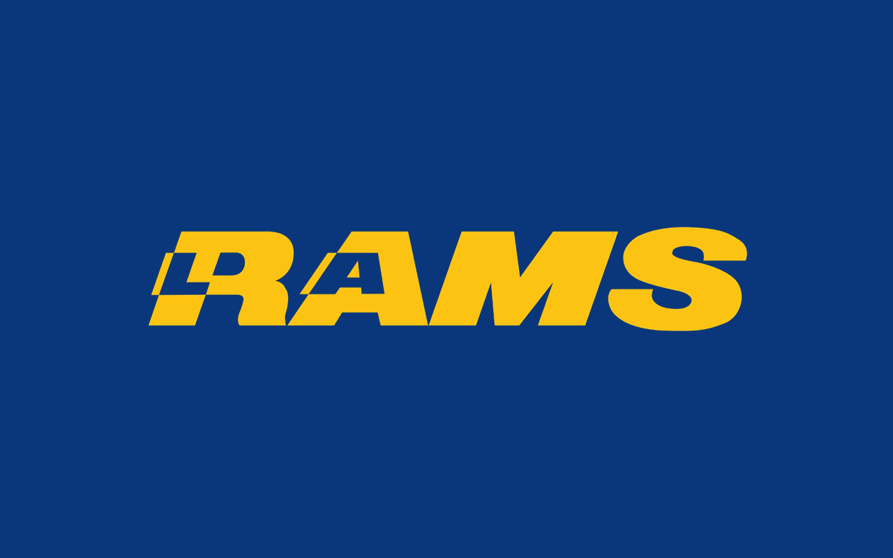 Los Angeles Rams Logo Wallpaper 56023 1280x800 px ~ HDWallSource.com