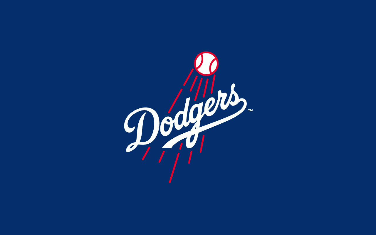 Simple Dodgers wallpaper (Bonus Los Angeles Rams wallpapers in ...