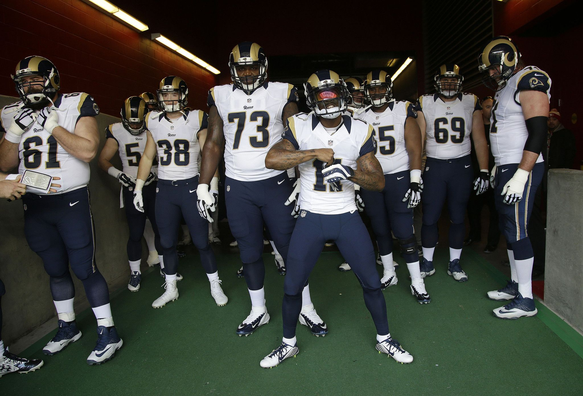 Meet the Los Angeles Rams - LA Times