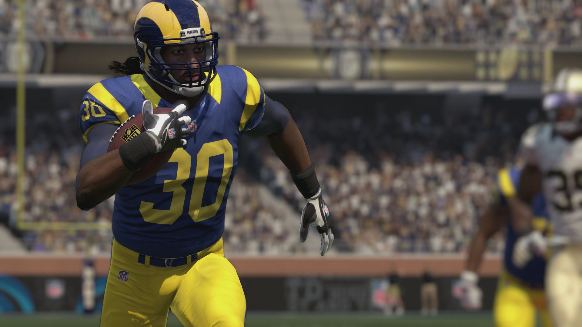 How to move the Rams to Los Angeles in Madden NFL 16 | NFL ...