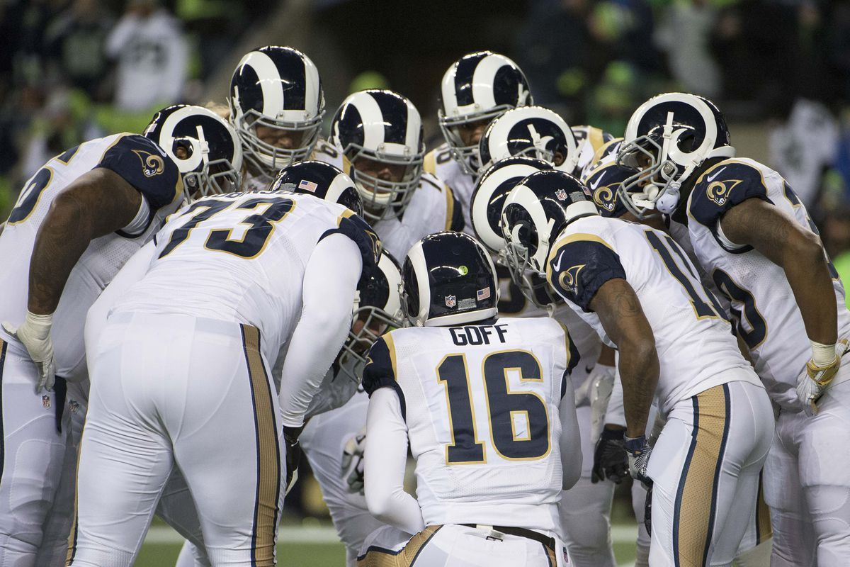 Post-2017 NFL Draft Los Angeles Rams 53-Man Roster Projection ...