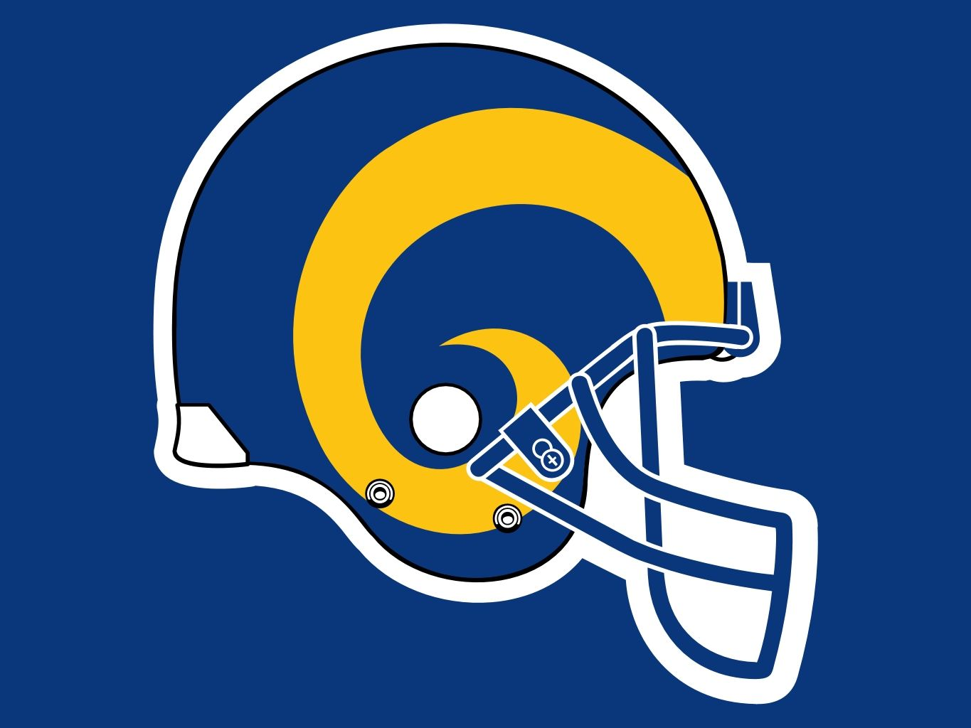 Cool Los Angeles Rams Wallpaper - Wallpaper