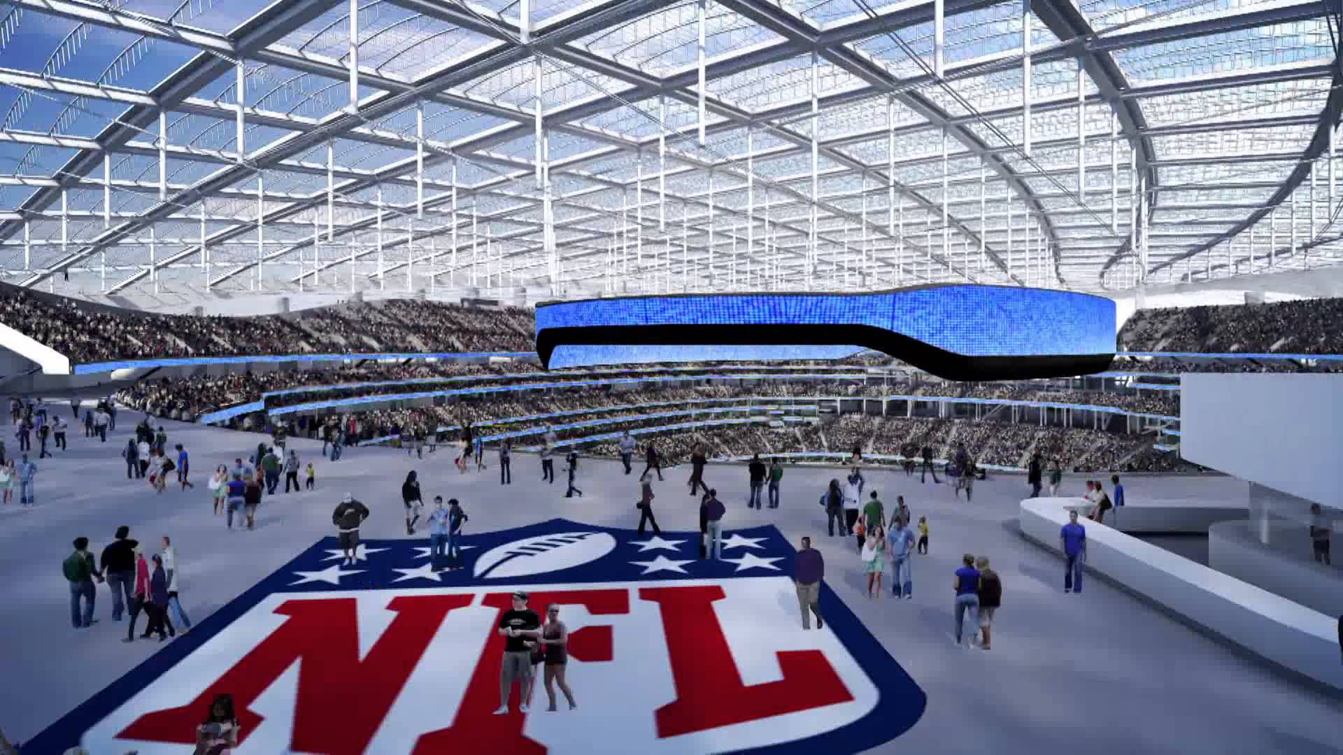 LAEDC thanks outgoing Chair, hears from L.A. Rams COO - Los ...