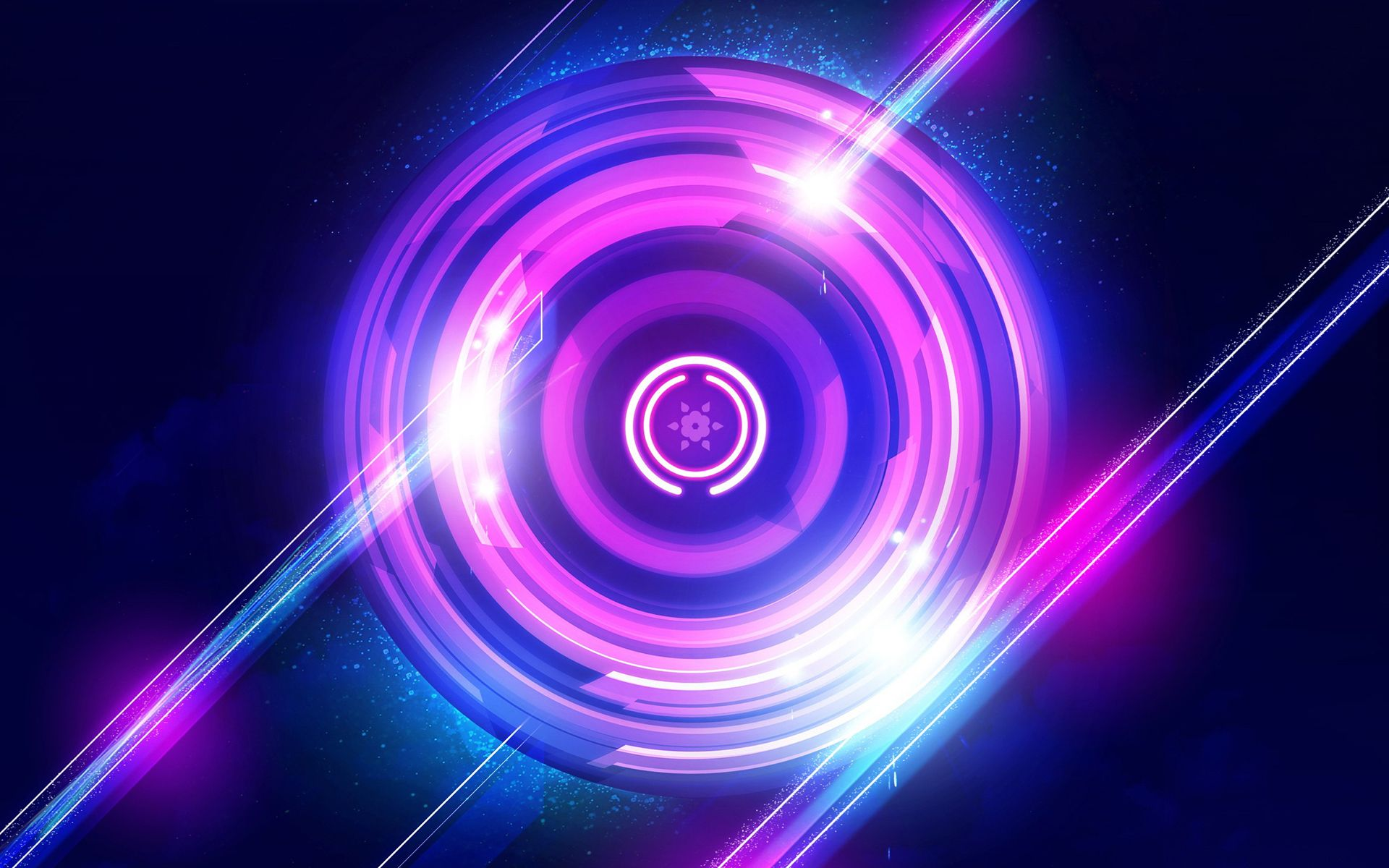 Light Circles Abstract Wallpapers #6993917