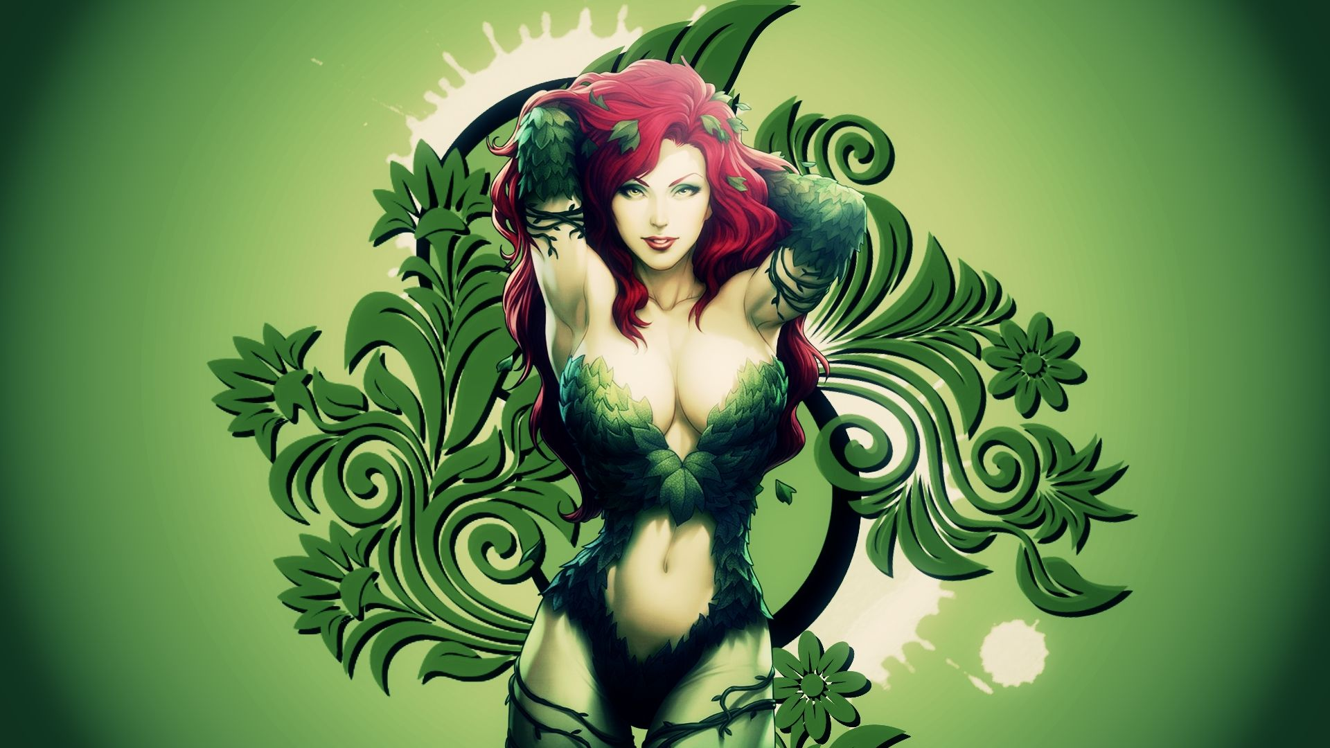 Poison Ivy Free Pictures On Greepx