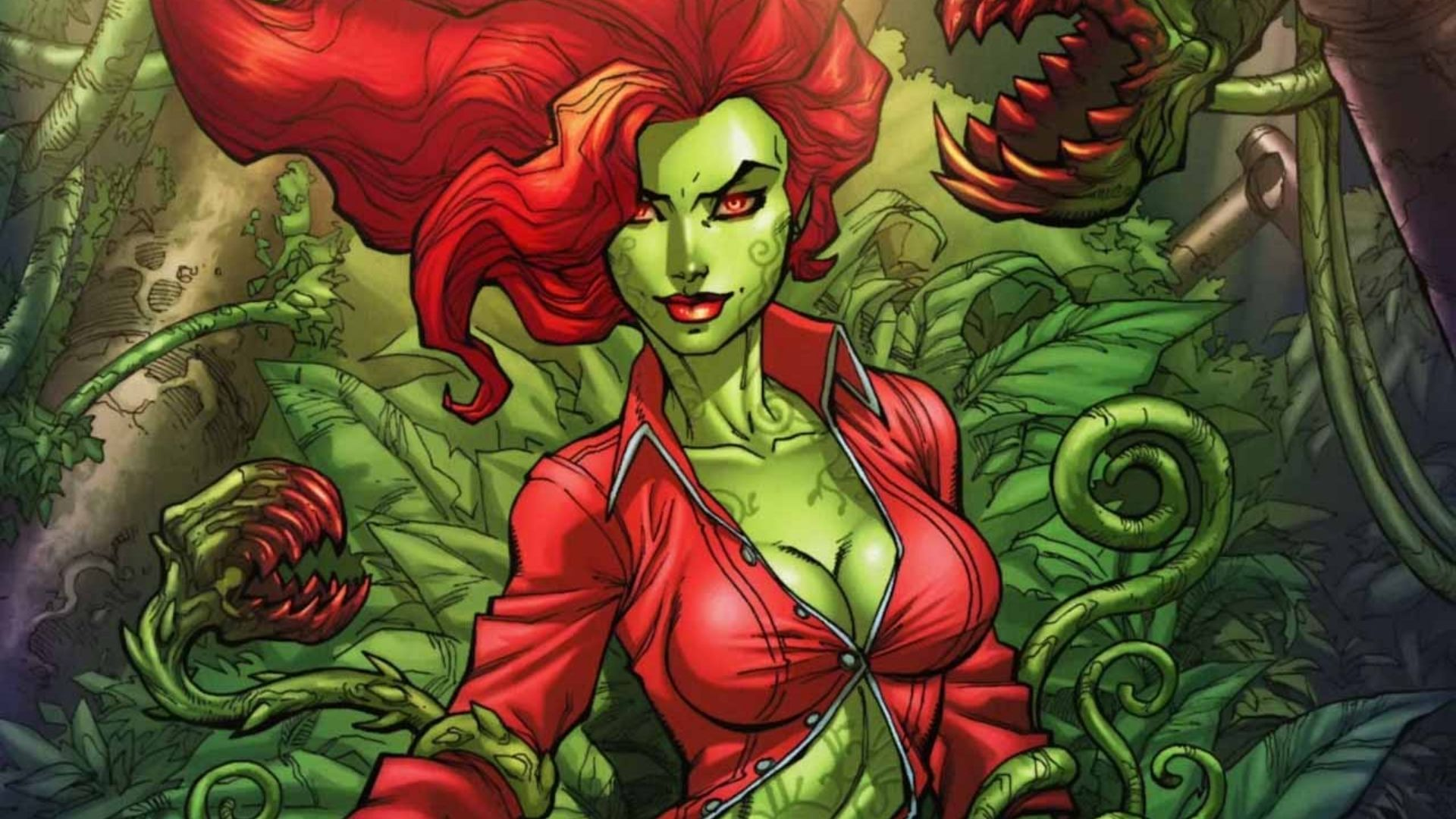 Poison Ivy Wallpapers, Pictures, Images