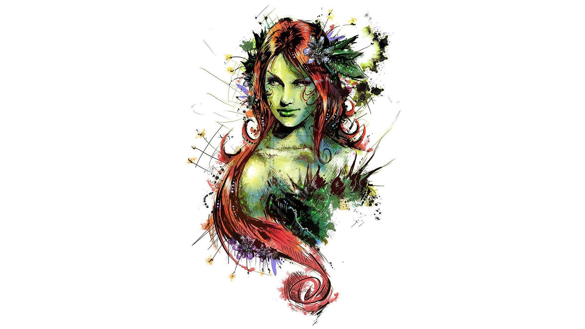 V.78: Poison Ivy Wallpapers, HD Images of Poison Ivy, Ultra HD 4K ...