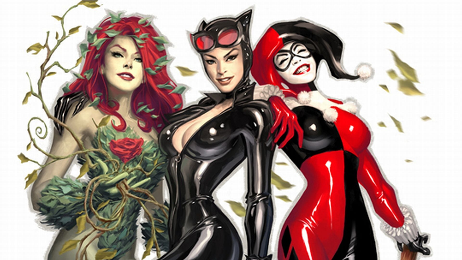 poison ivy images HD