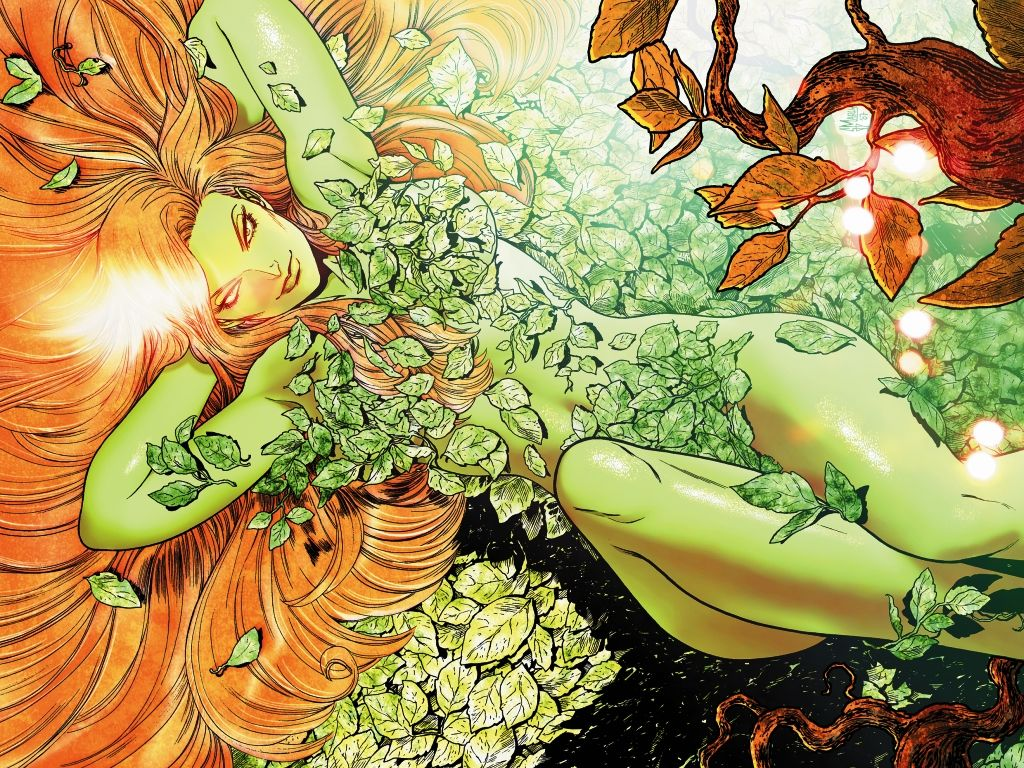 poison ivy | Zoom Comics – Daily Comic Book Wallpapers