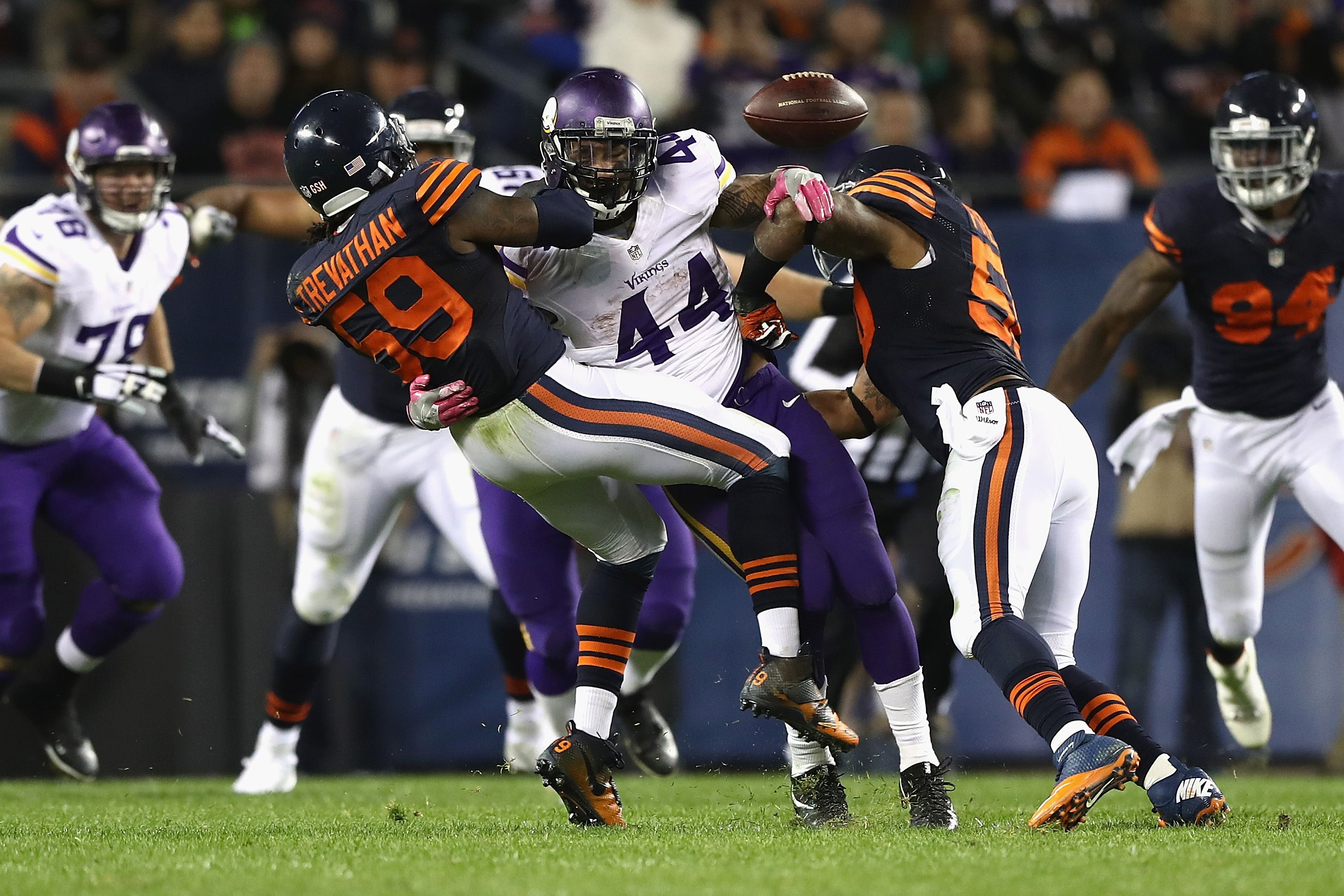 Building the 2018 Super Bowl champion Chicago Bears - Windy City ...