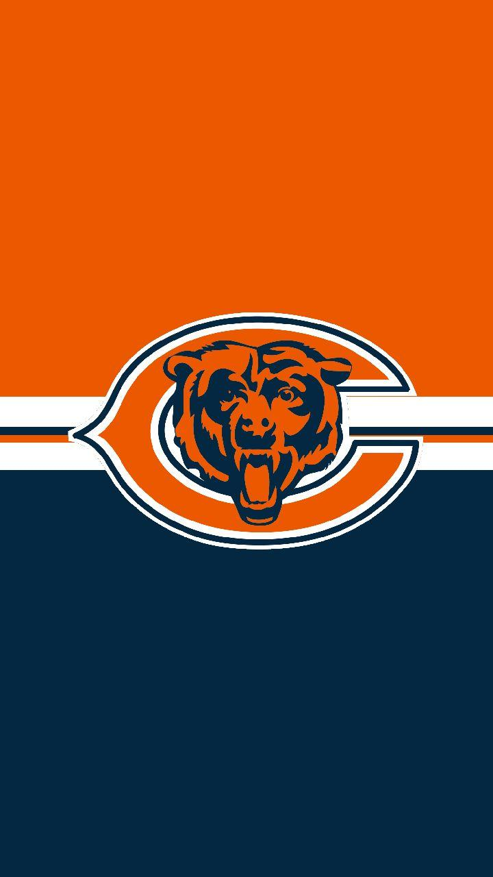 Made a Chicago Bears Mobile Wallpaper for y'all, let me know what ...