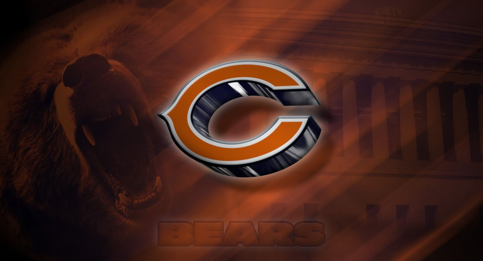 Chicago Bears Desktop Wallpaper - Wallpapers Browse