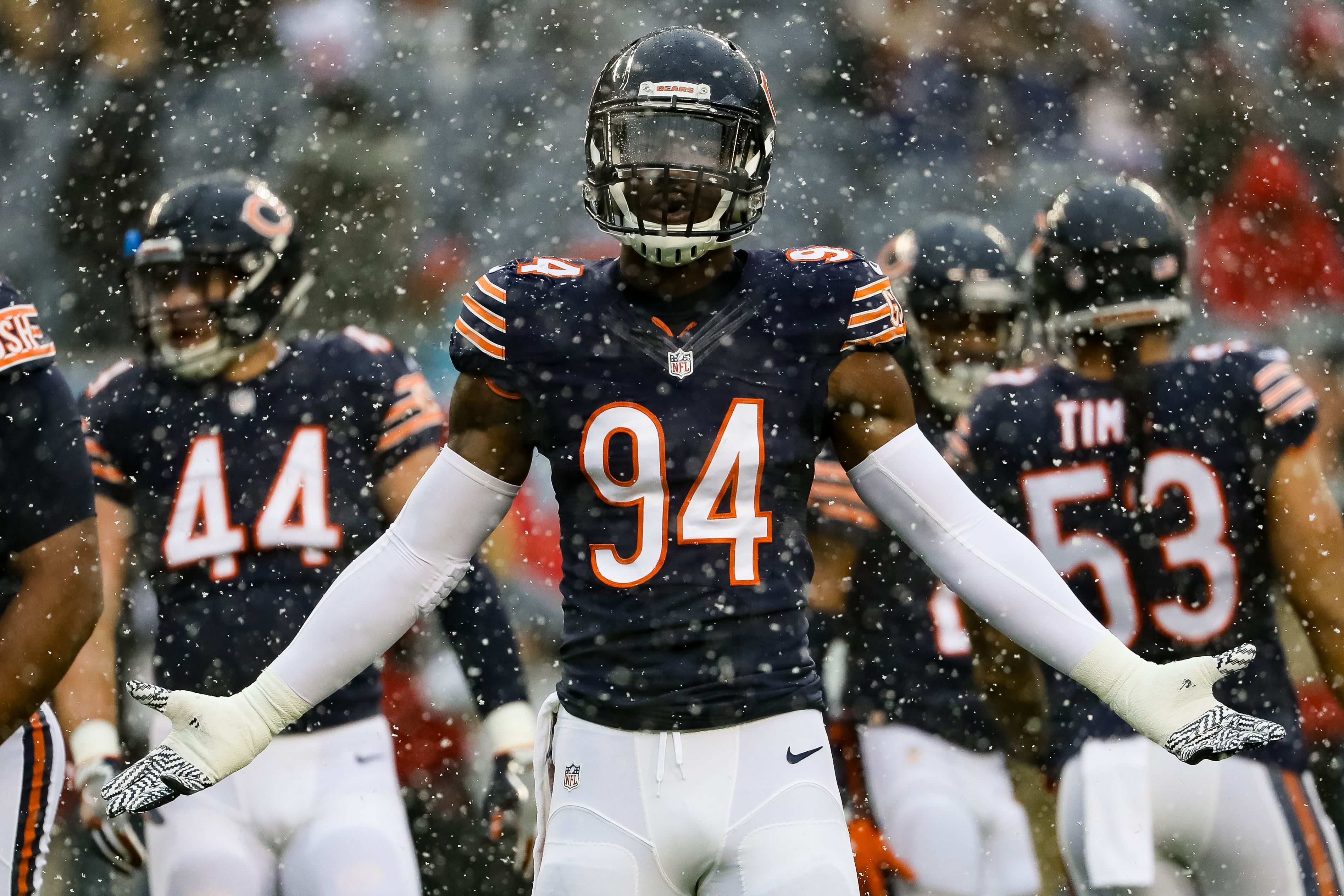 What gifts Santa would get the Chicago Bears this holiday - Windy ...
