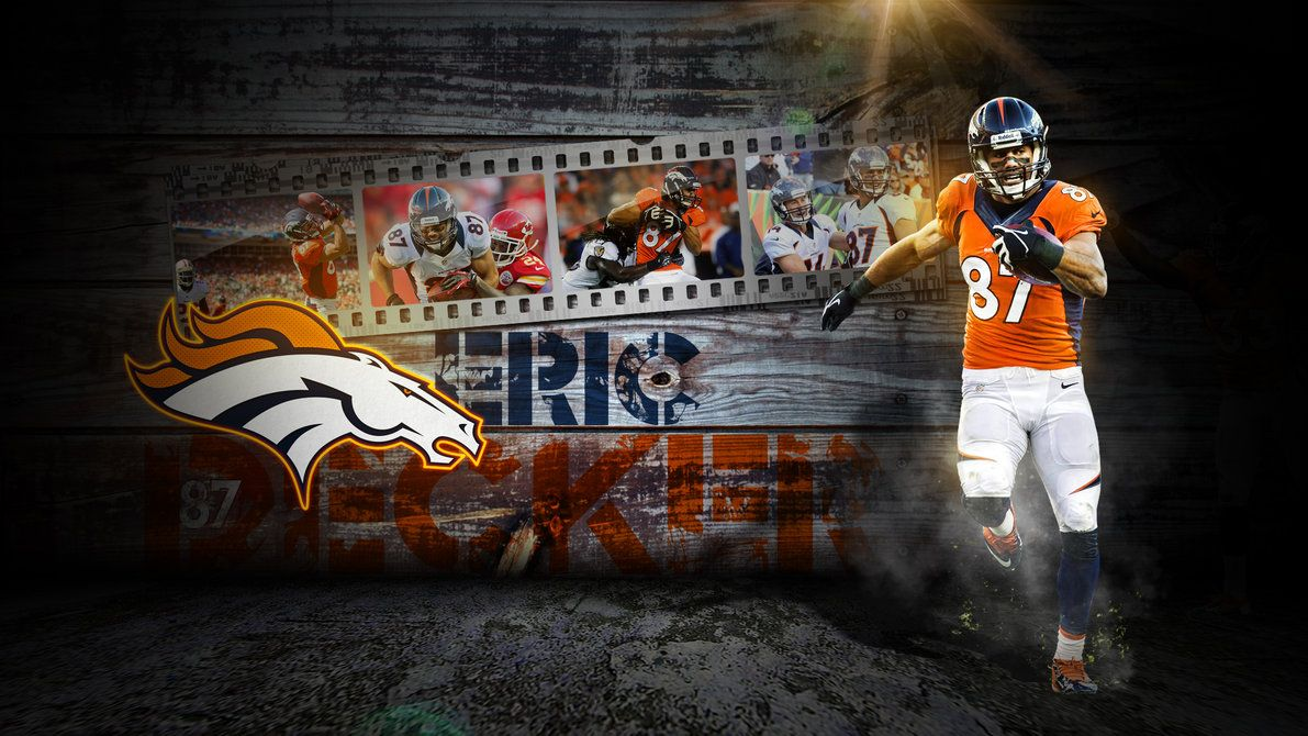 Eric Decker Wallpaper by DenverSportsWalls on DeviantArt