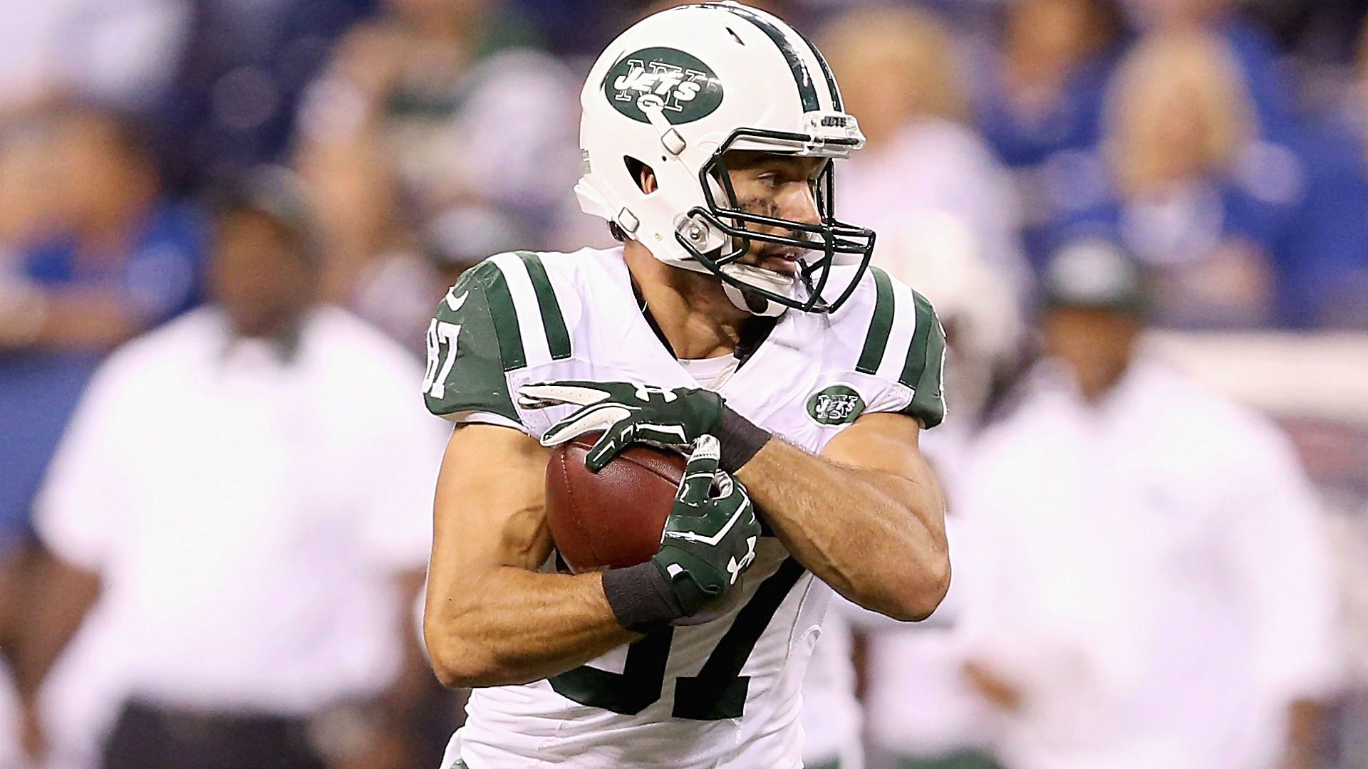 Jets WR Eric Decker to have MRI on knee | NFL | Sporting News