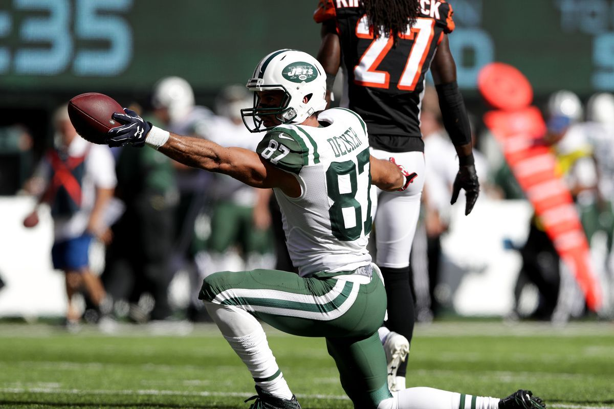 "Eric Decker: Browns have ""done some work"" on free agent WR - Dawgs ..."