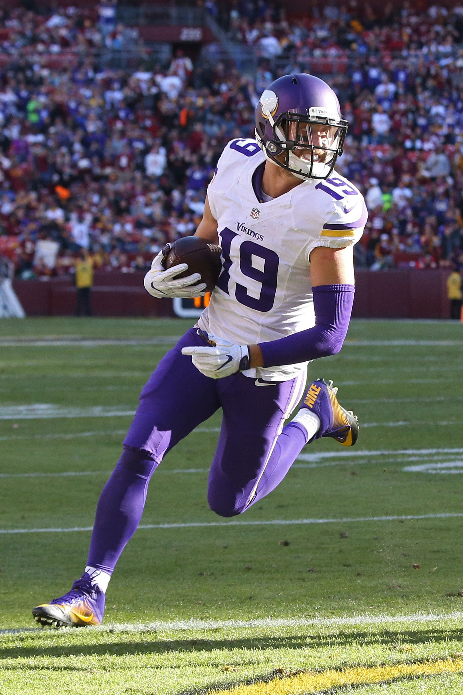 Adam Thielen | Bleacher Report