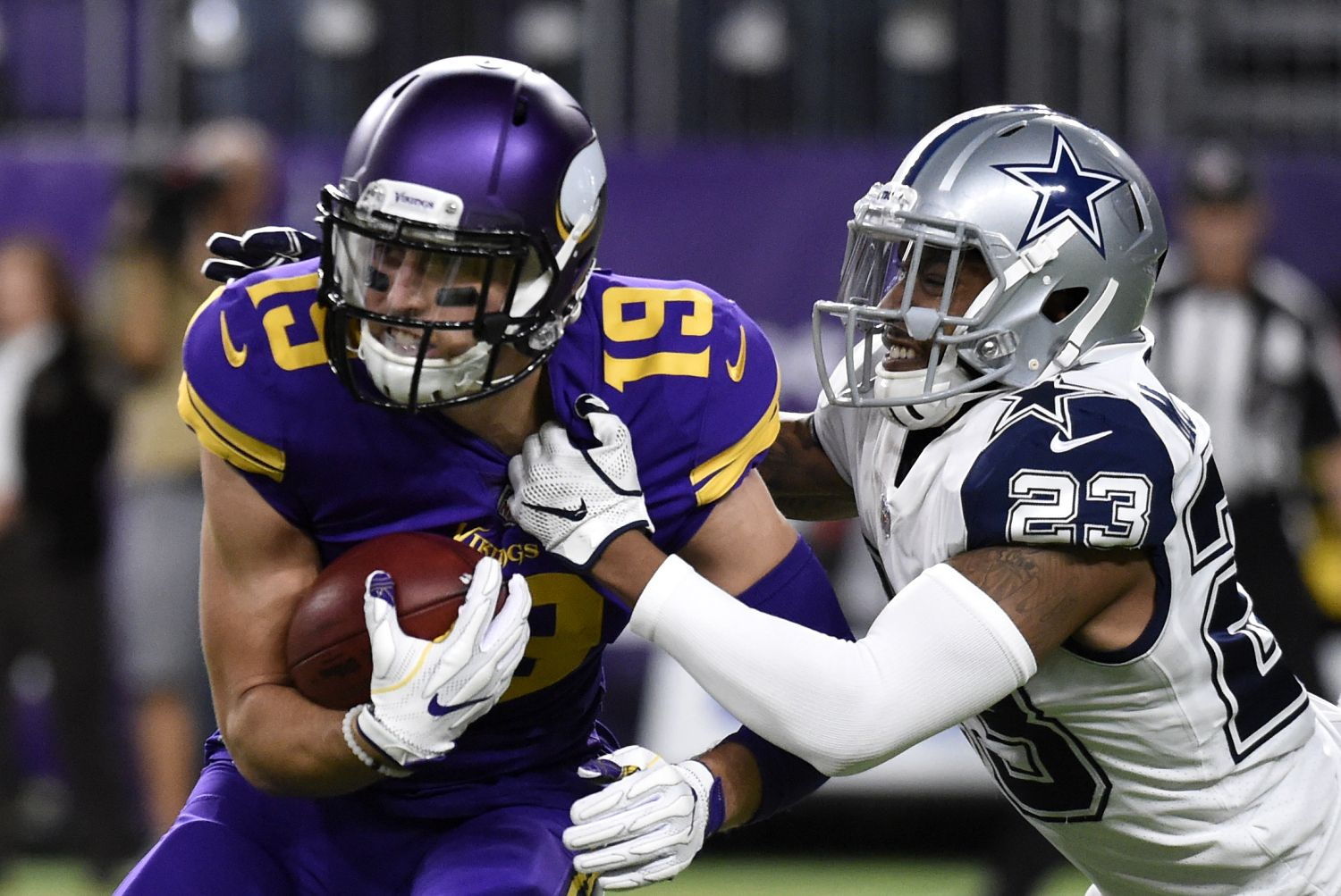 Vikings Re-Sign WR Adam Thielen « WCCO | CBS Minnesota