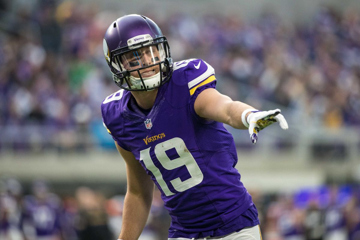 Report: Adam Thielen re-signs with Vikings - Daily Norseman