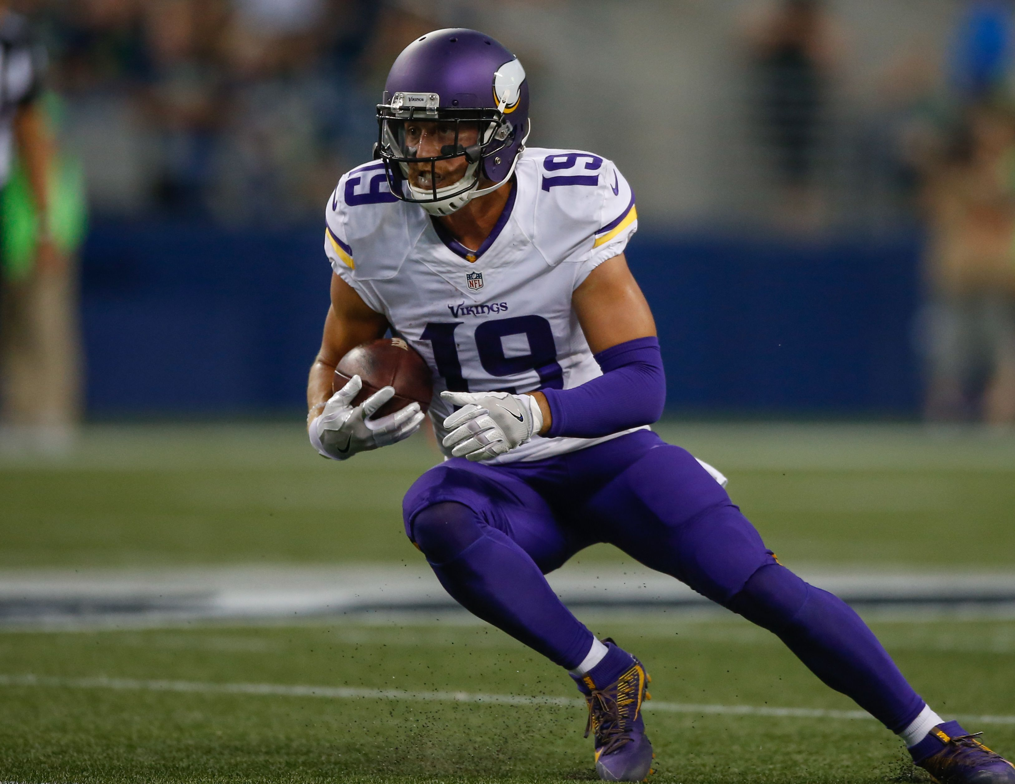 Adam Thielen's incredible journey with the Minnesota Vikings