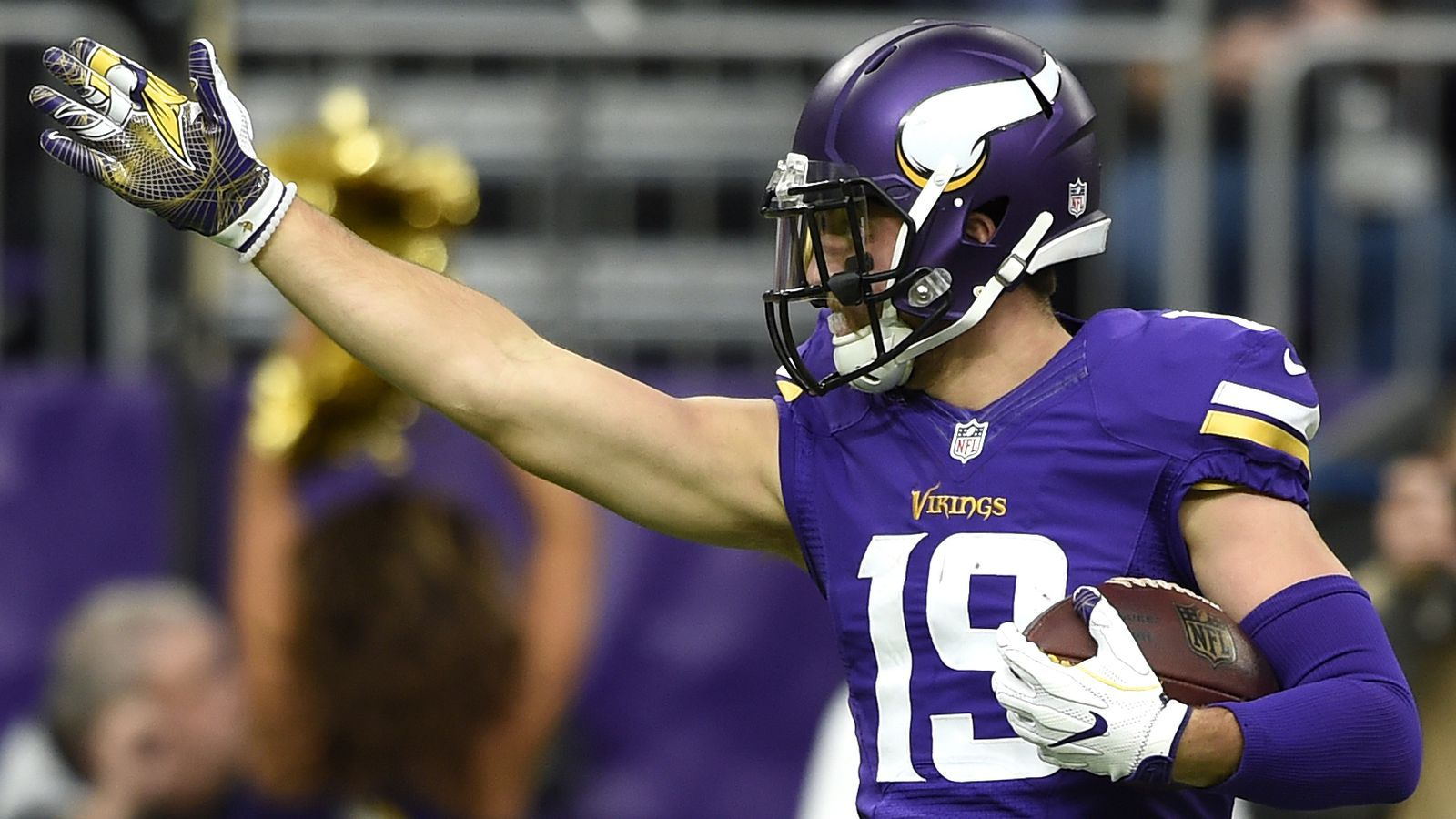 Fantasy football start/sit advice, Week 12: Adam Thielen looking ...