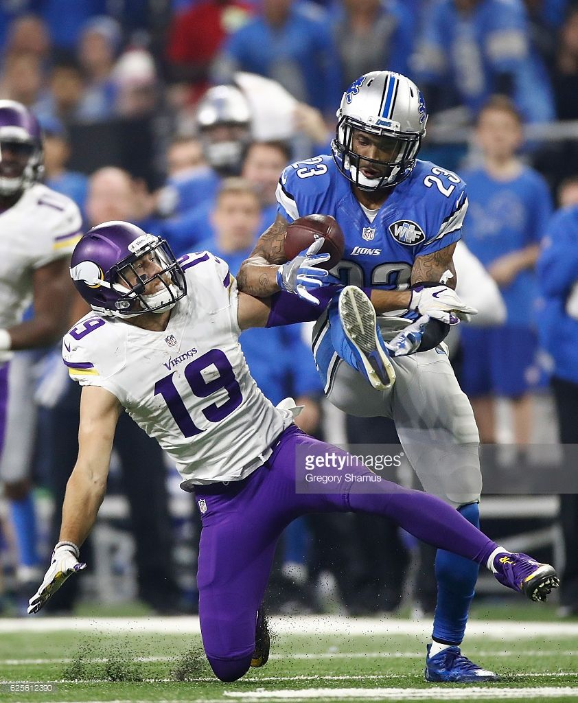 Minnesota Vikings v Detroit Lions Photos and Images | Getty Images