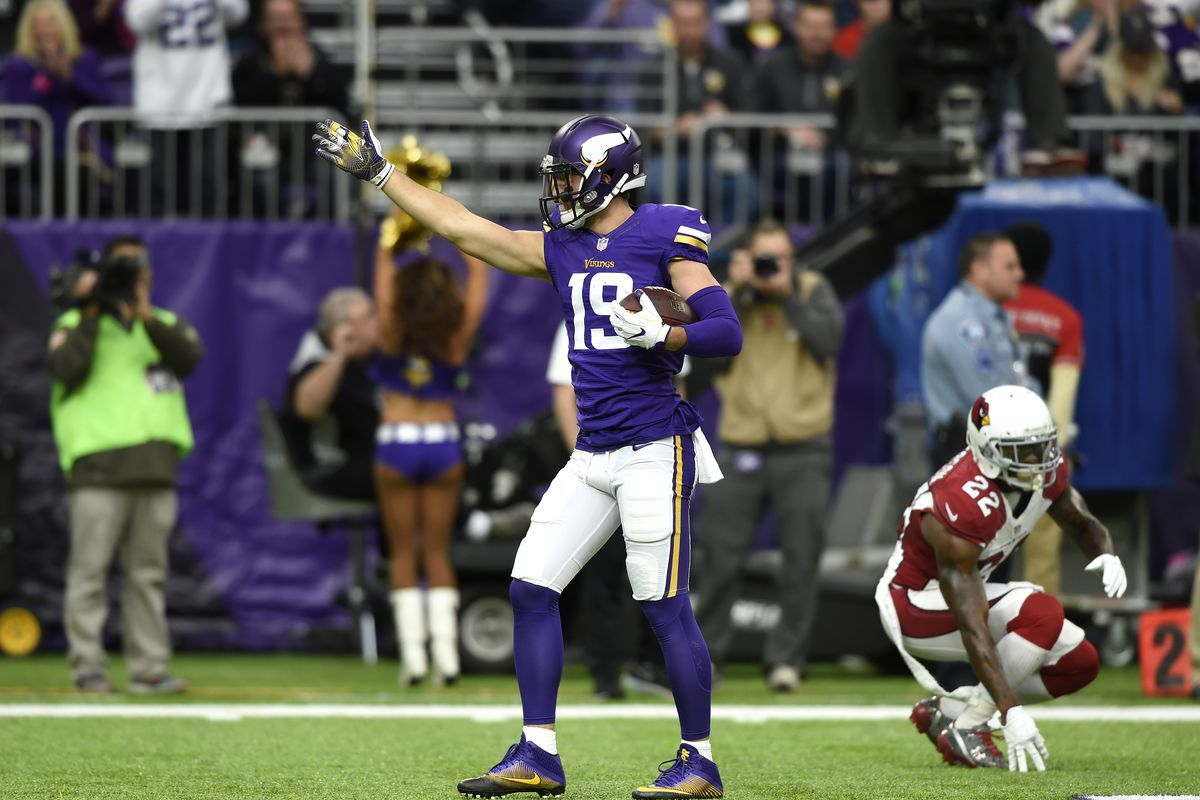 The Vikings Should Lock Up Adam Thielen - Daily Norseman