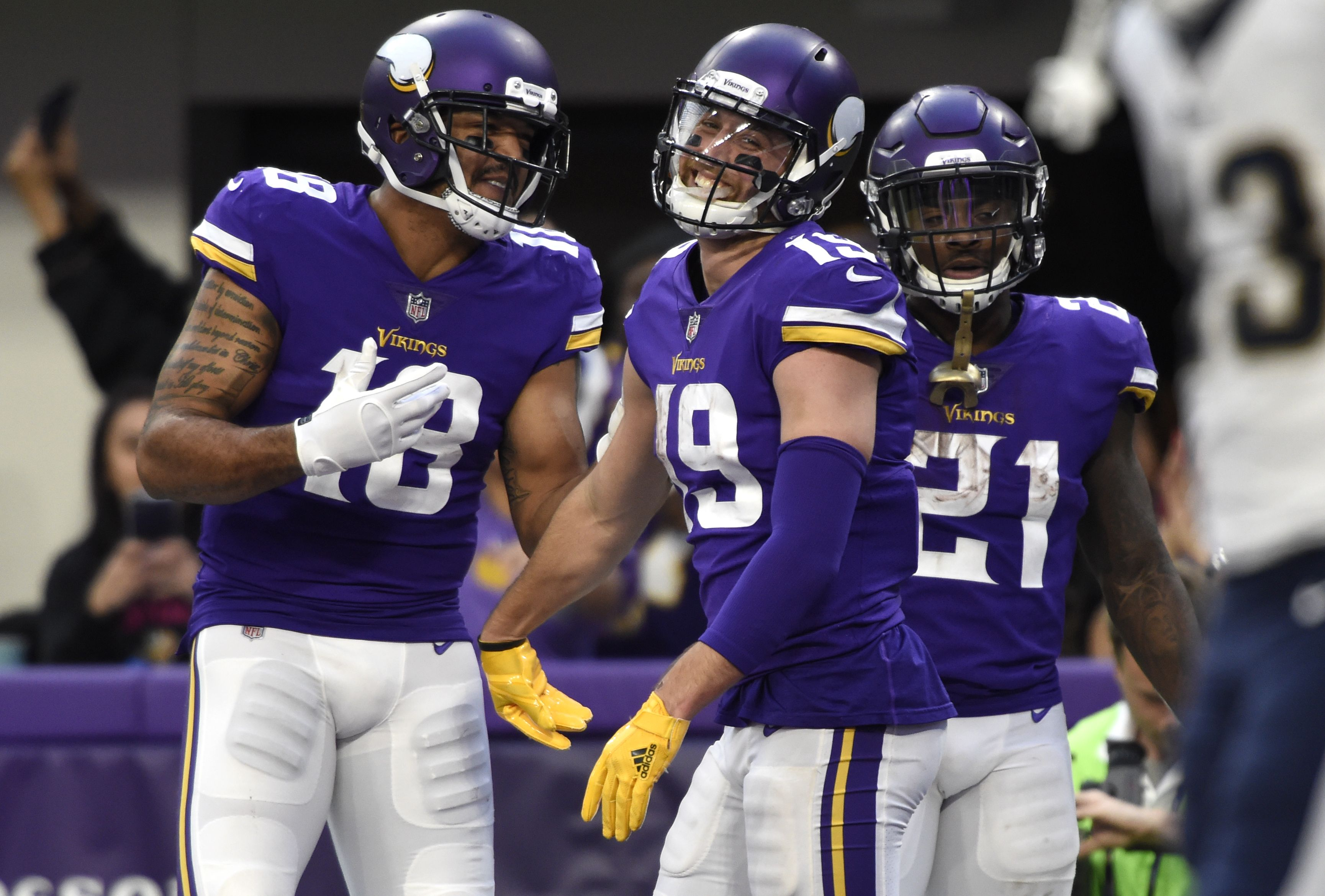 Minnesota Vikings vs Los Angeles Rams: Week 11 Ups and Downs - Page 5