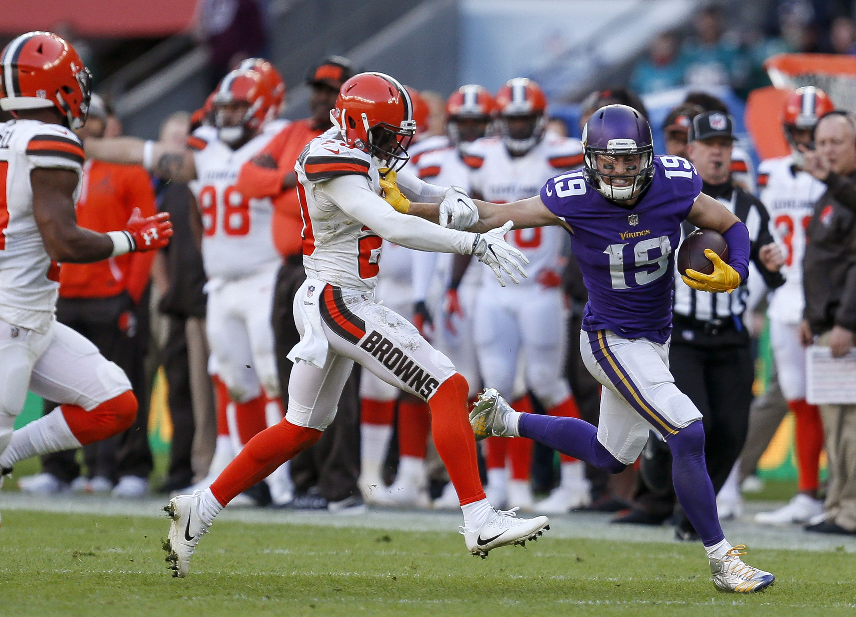 4 bold predictions for the Minnesota Vikings' second half of the ...