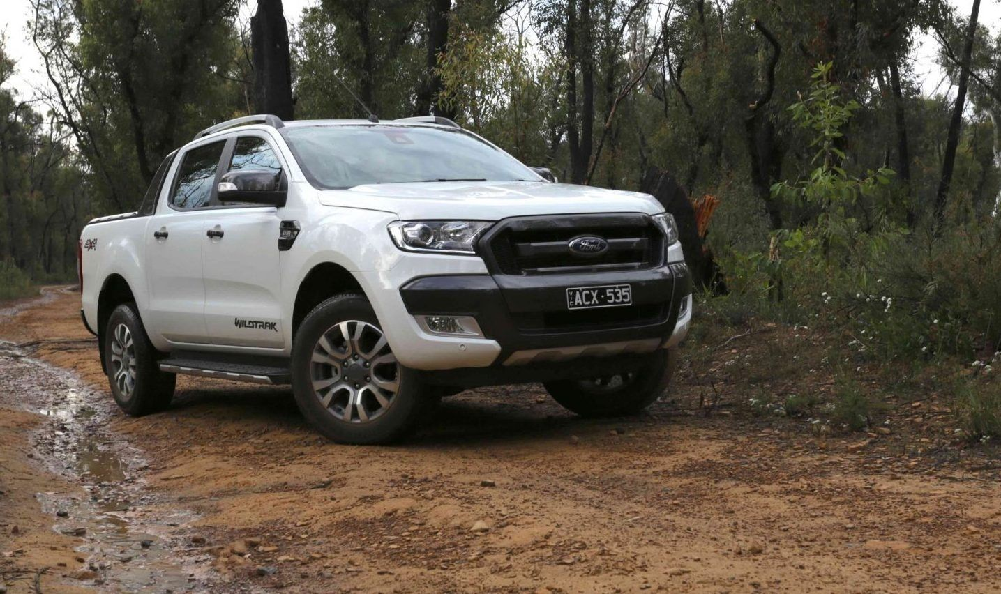2018 Ford Ranger | Front HD Wallpaper | Car Preview and Rumors