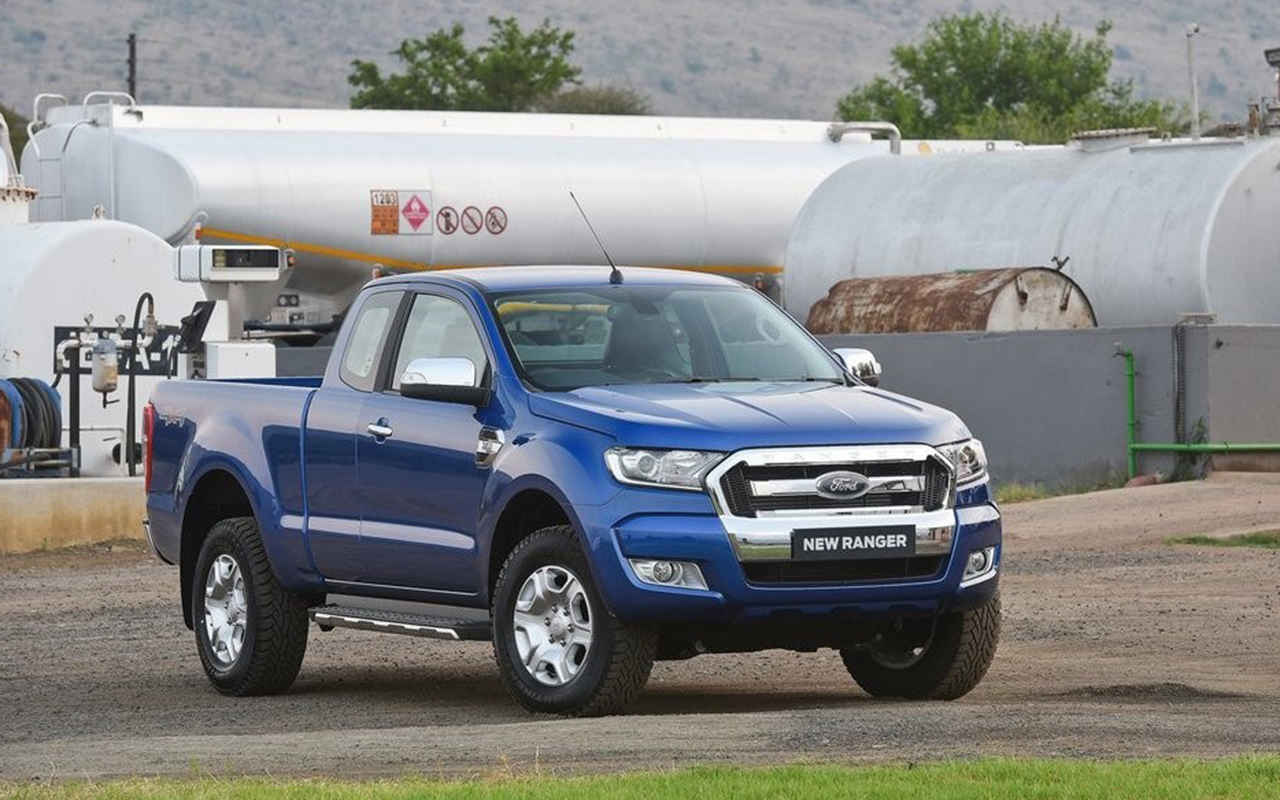 2018 Ford Ranger Image HD - United Cars - United Cars
