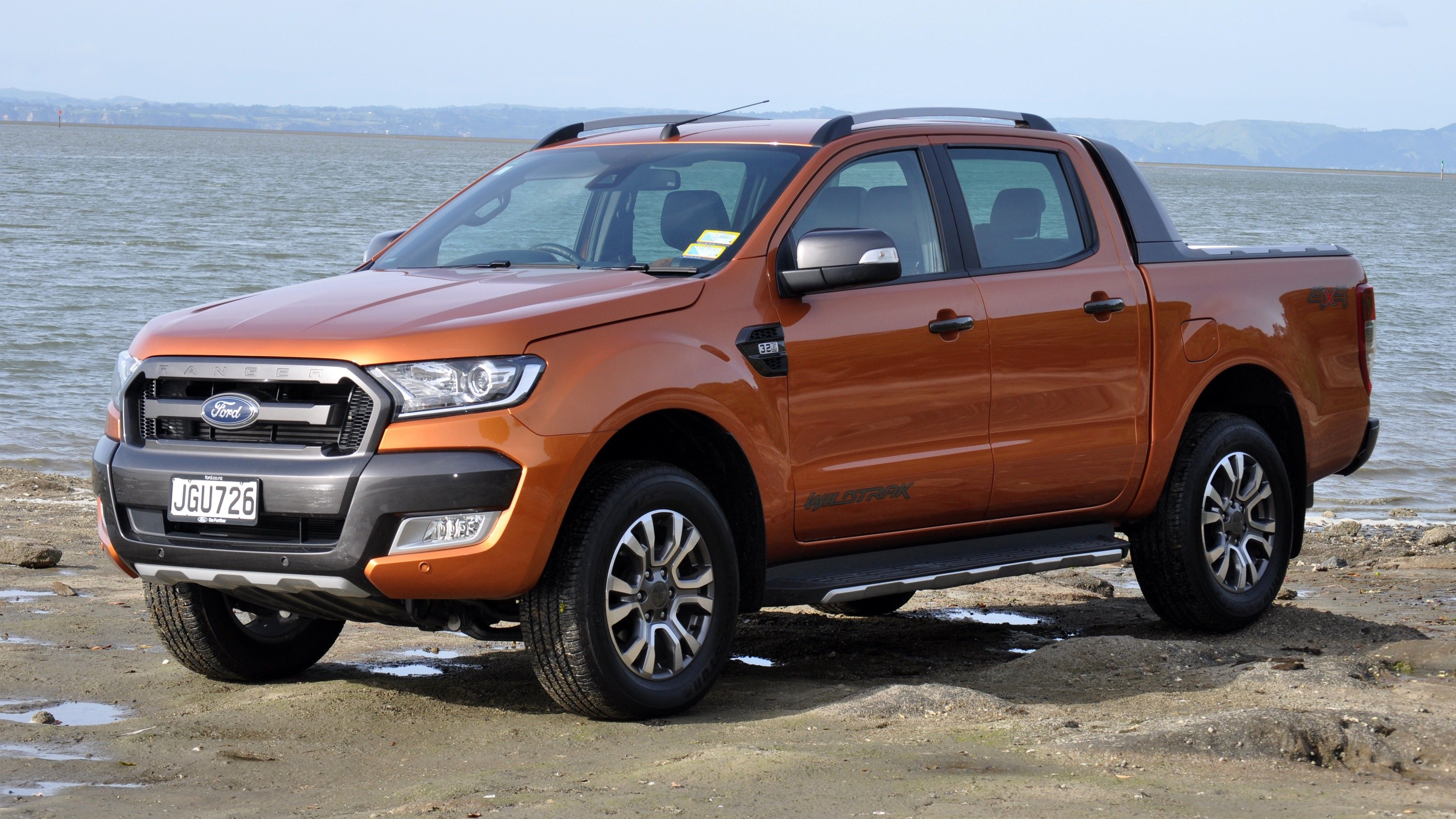 2016 Ford Ranger Wildtrak 4K Wallpaper | HD Car Wallpapers