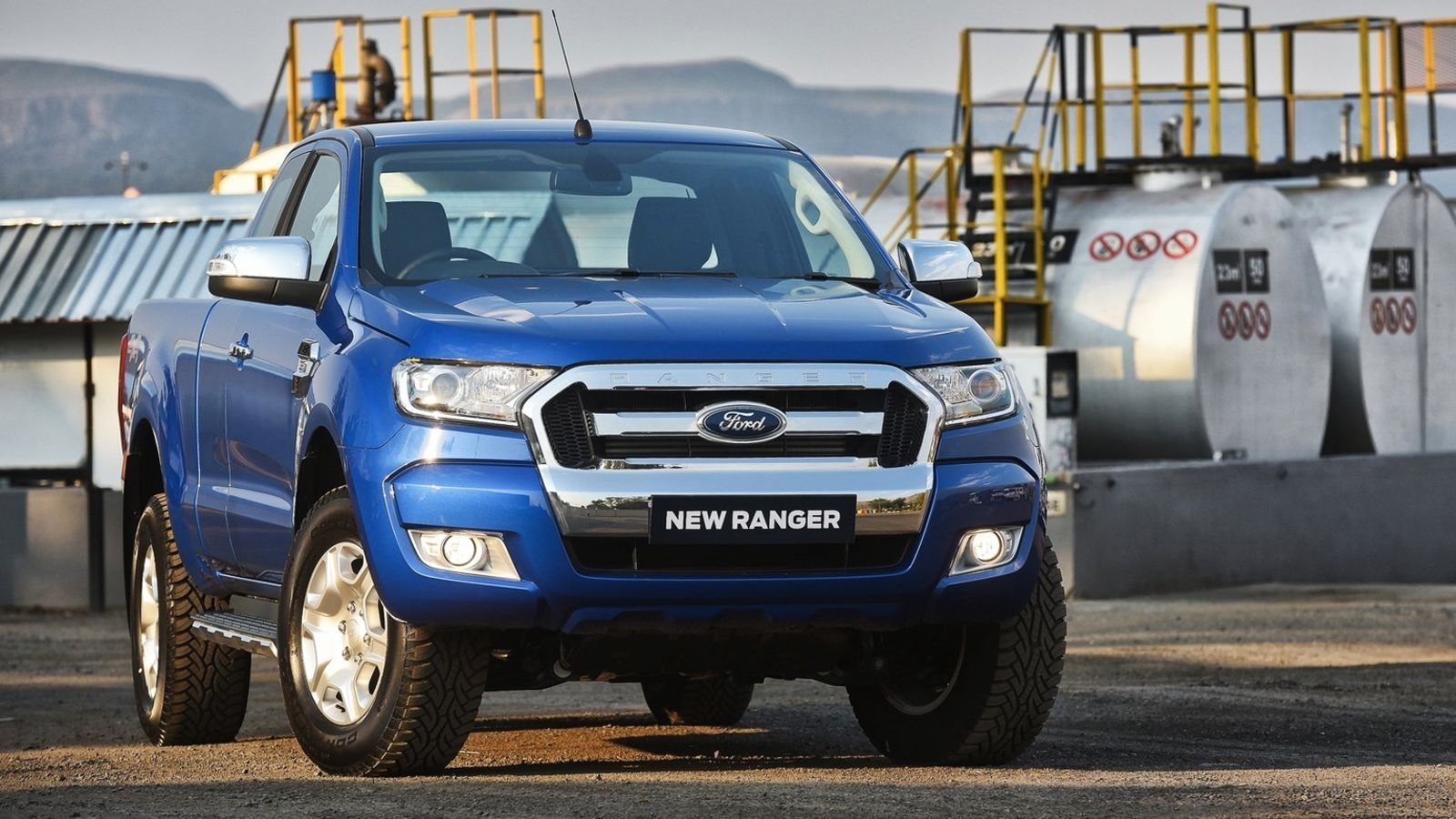 2018 Ford Ranger | Exterior High Resolution Wallpapers | New Car ...