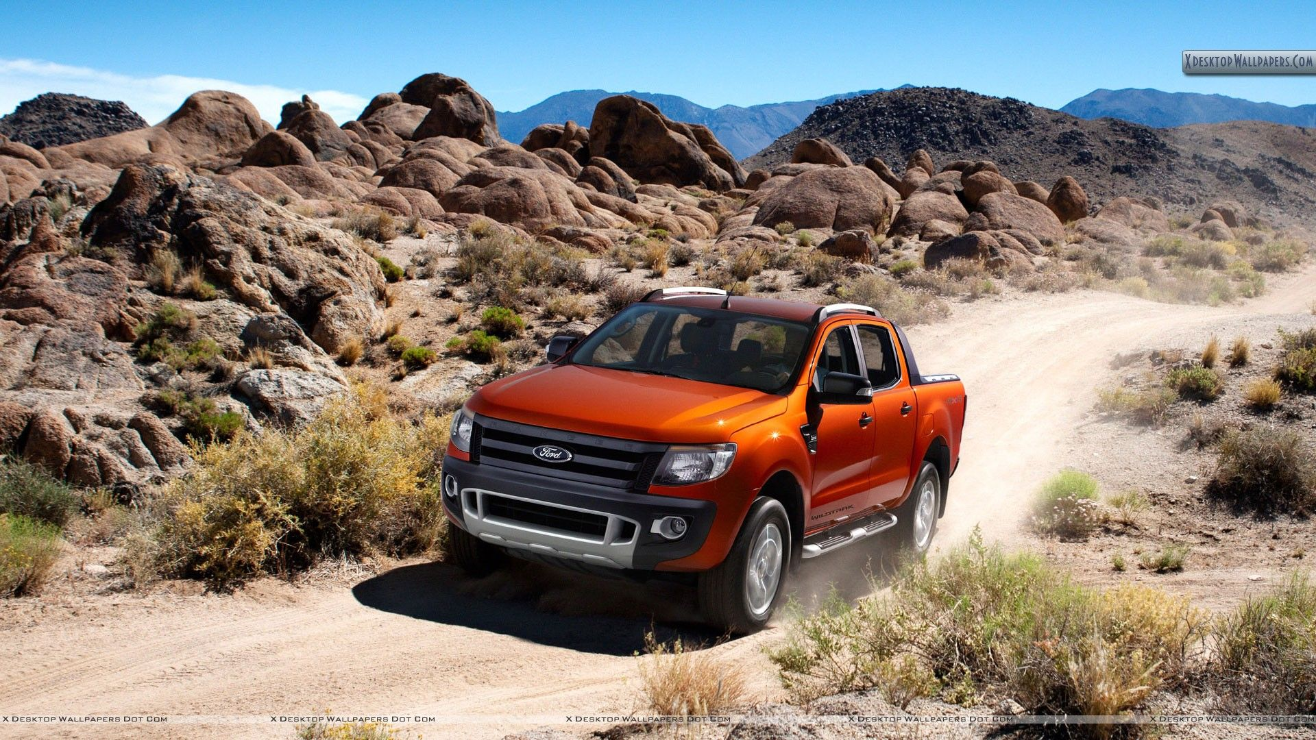 Ford Ranger Wallpapers - GanZHenjuN.com
