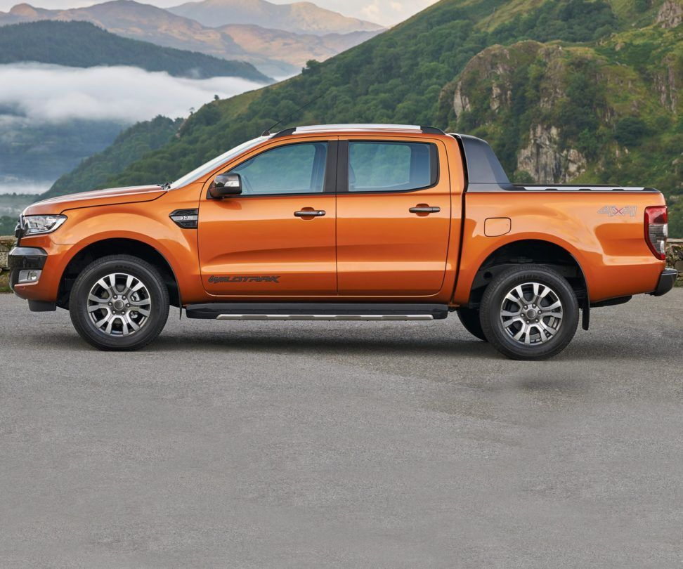2018 Ford Ranger | Side HD Wallpapers | Car Rumors Release